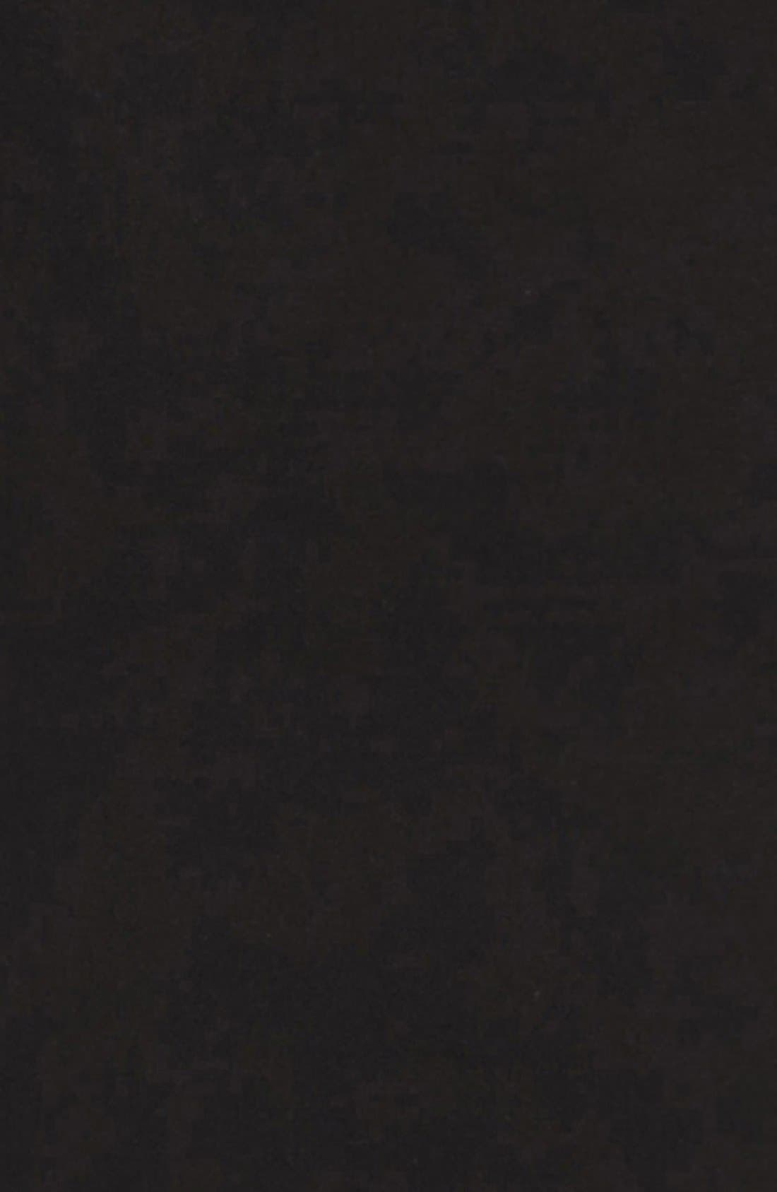 Faux Fur Lined Leggings,                             Alternate thumbnail 2, color,                             001