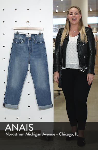 The Dadjean High Waist Jeans, sales video thumbnail