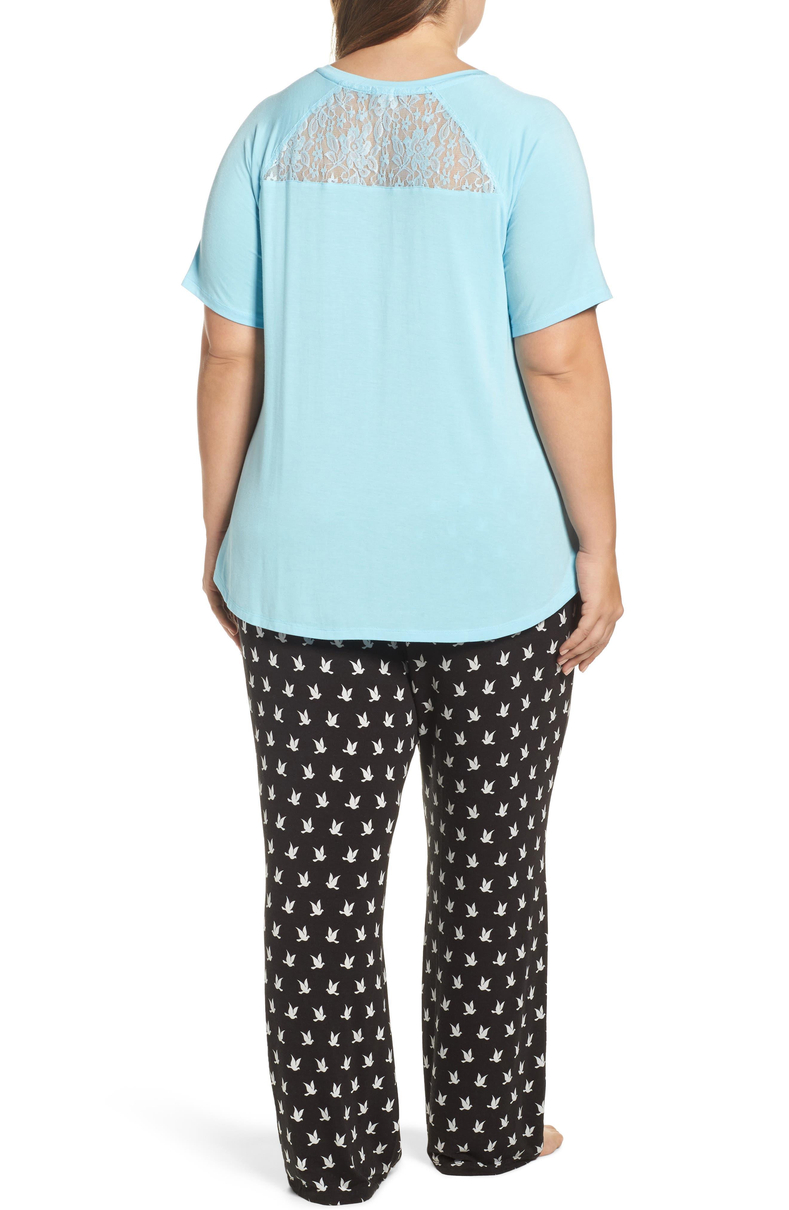 Pajamas,                             Alternate thumbnail 3, color,