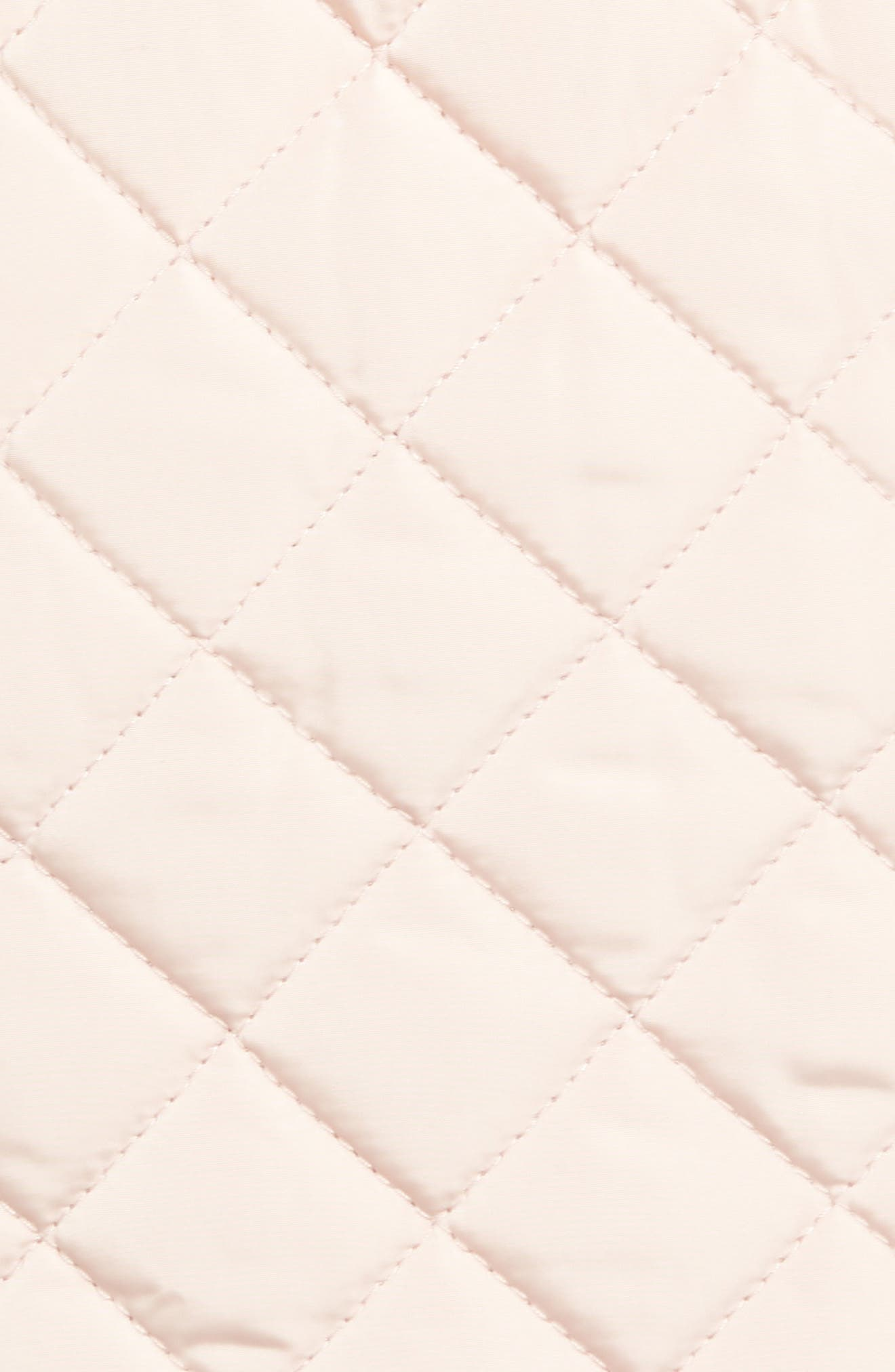 Hooded Quilted Jacket,                             Alternate thumbnail 32, color,