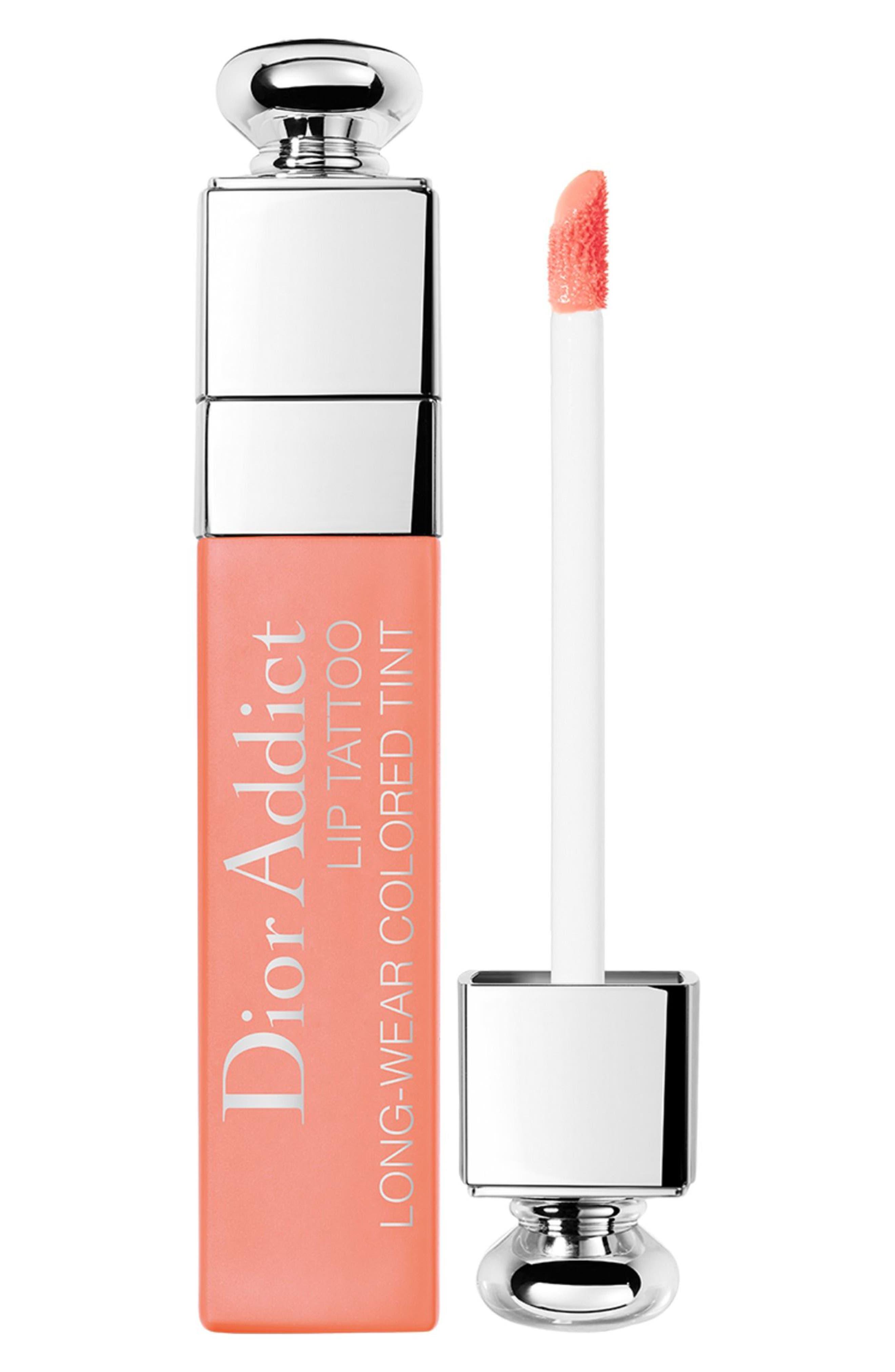 Dior Addict Lip Tattoo Color Juice Long-Wearing Color Tint - 341 Litchi