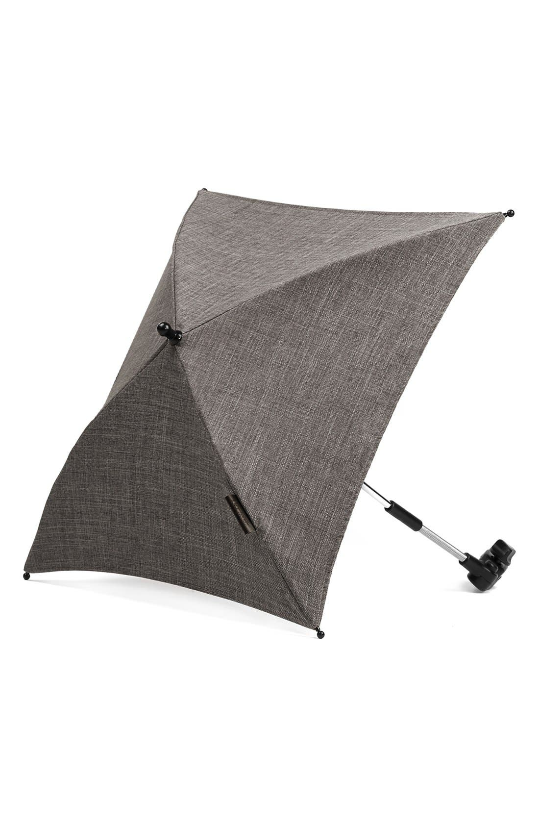 'Evo - Famer Earth' Stroller Umbrella,                             Main thumbnail 1, color,                             BROWN