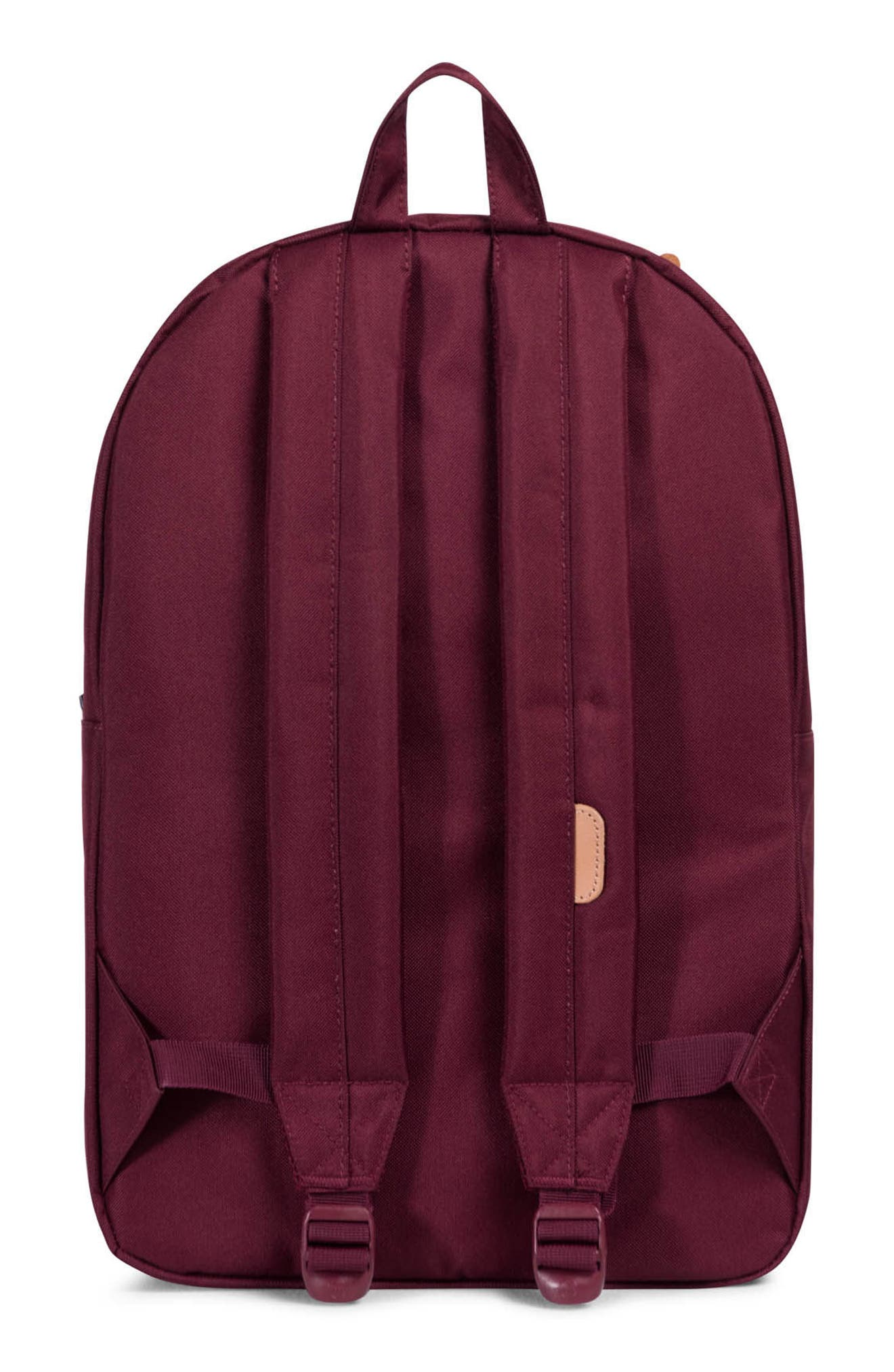 Heritage Offset Stripe Backpack,                             Alternate thumbnail 8, color,
