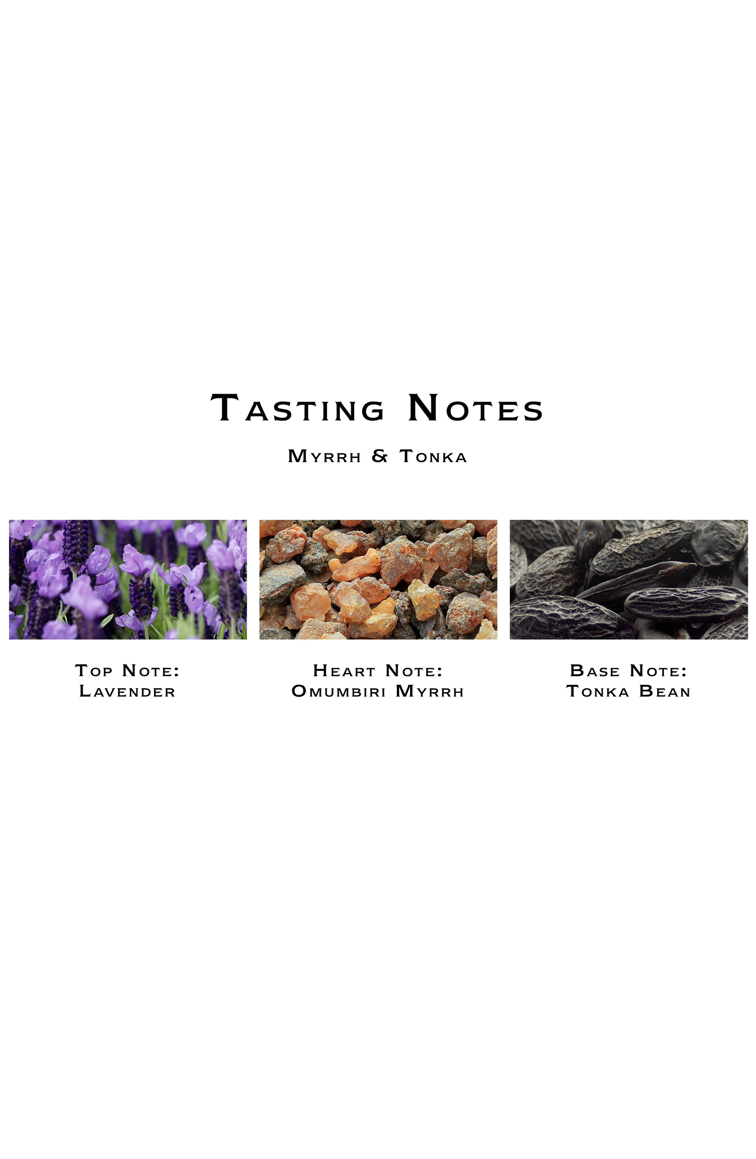 Myrrh & Tonka Candle,                             Alternate thumbnail 4, color,                             NO COLOR