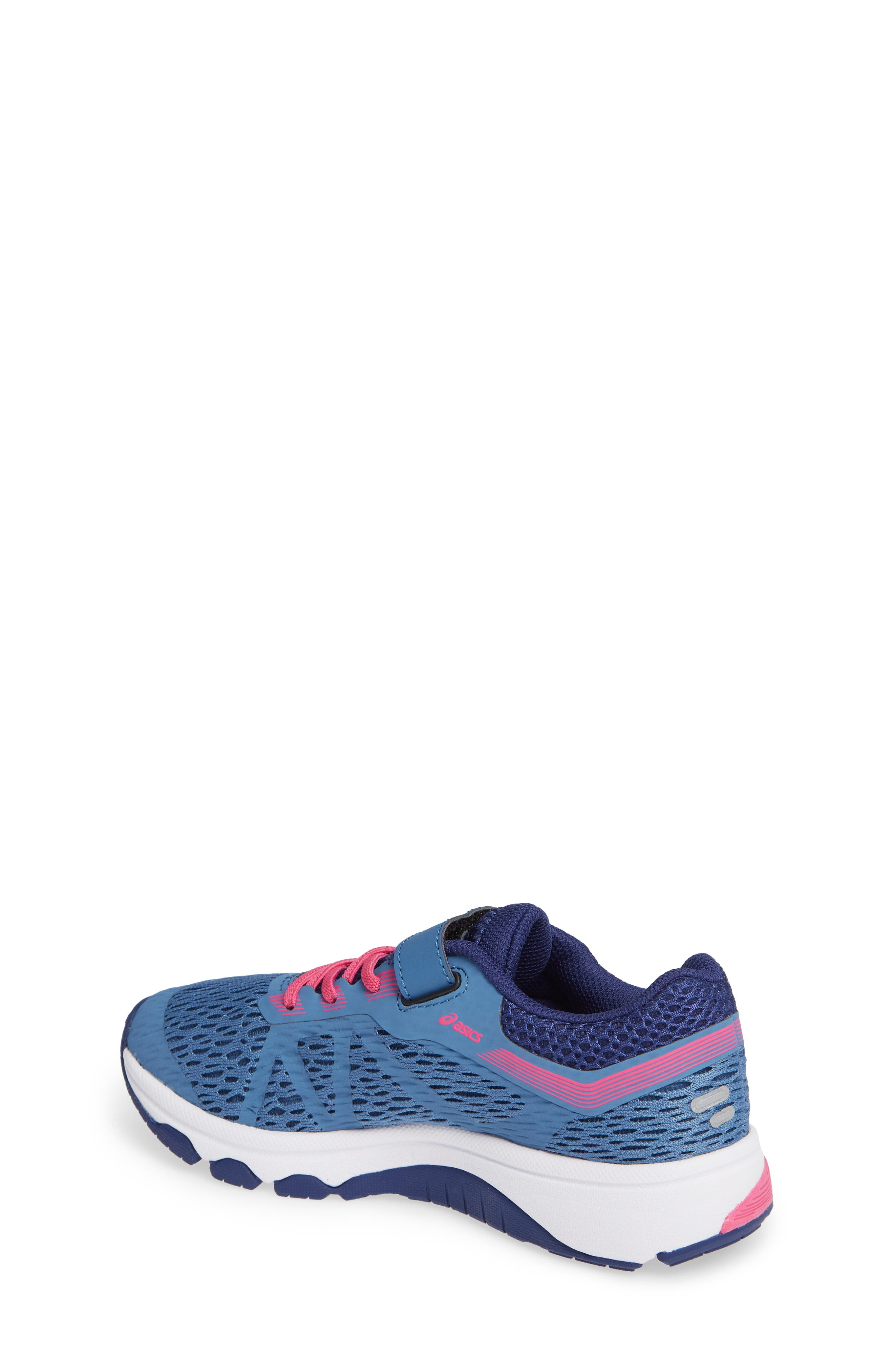 GT 1000 7 Running Shoe,                             Alternate thumbnail 2, color,                             AZURE/ FUCHSIA PURPLE
