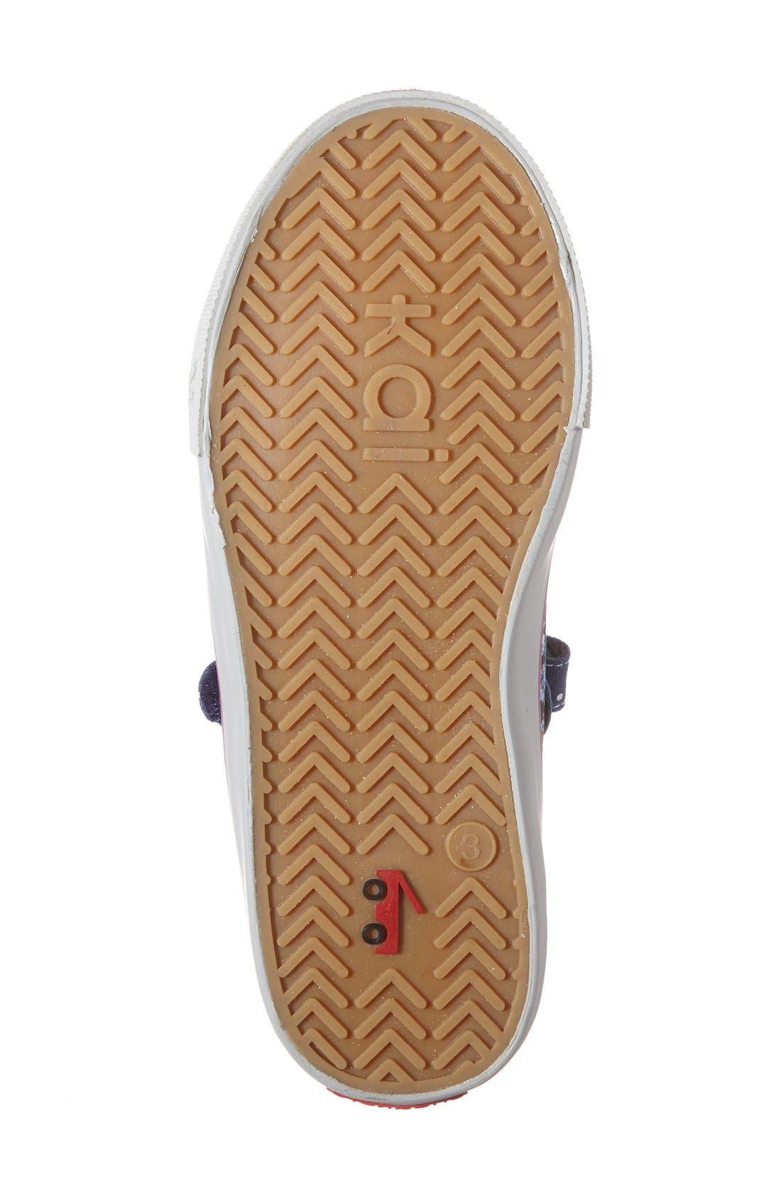 'Marie' Mary Jane Sneaker,                             Alternate thumbnail 8, color,