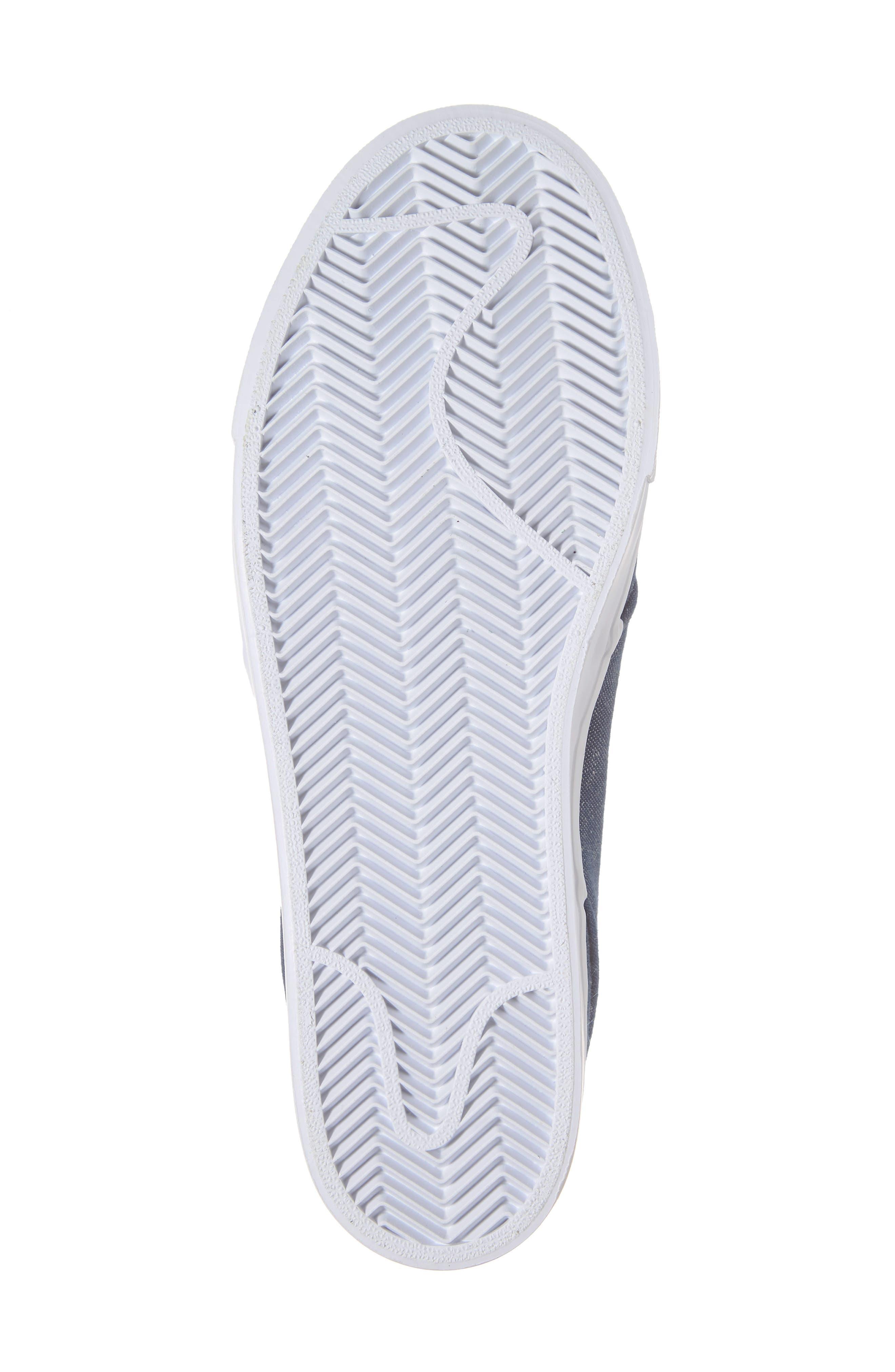 Zoom - Stefan Janoski SB Canvas Skate Shoe,                             Alternate thumbnail 199, color,