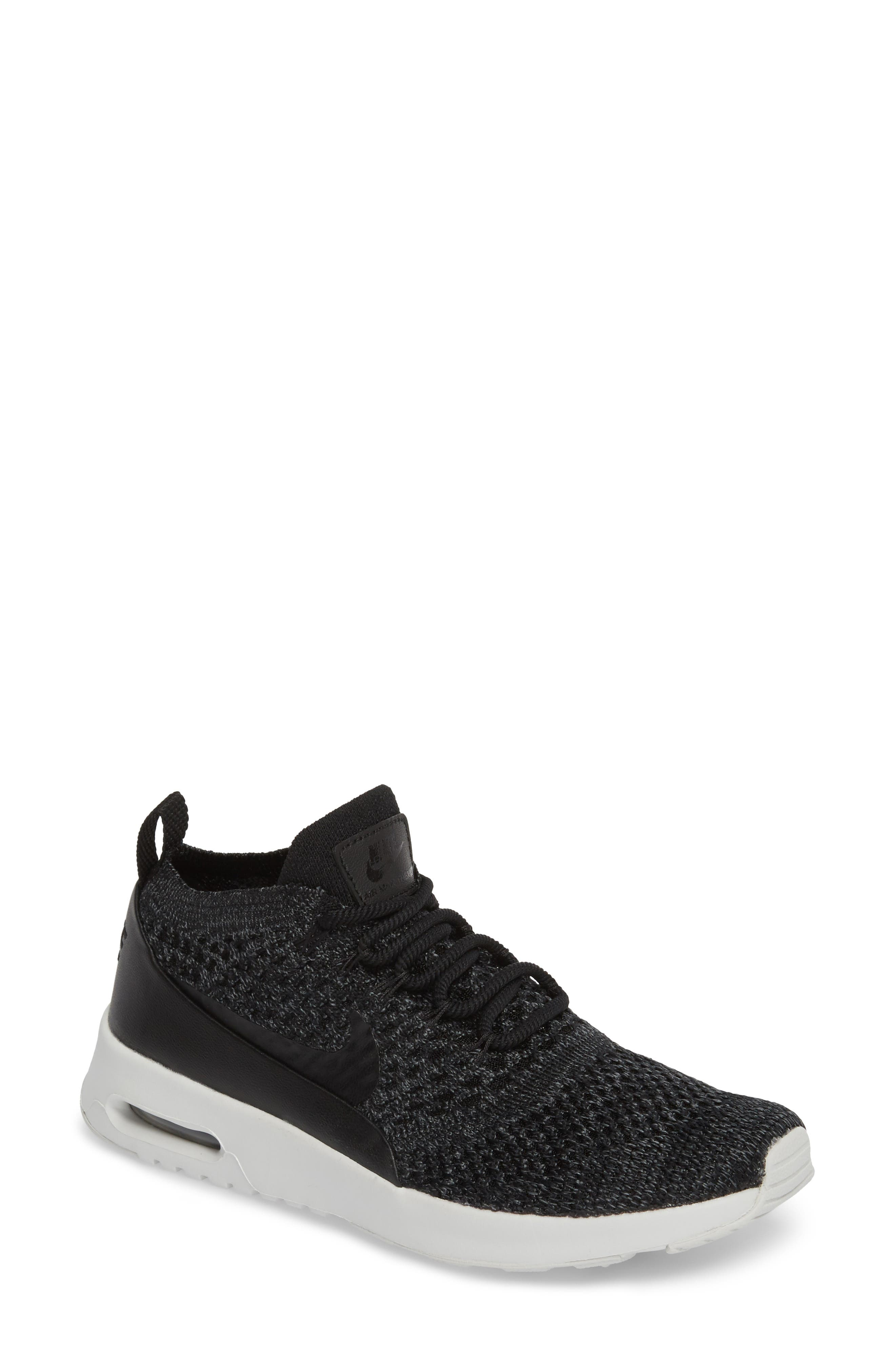 Air Max Thea Ultra Flyknit Sneaker,                         Main,                         color,