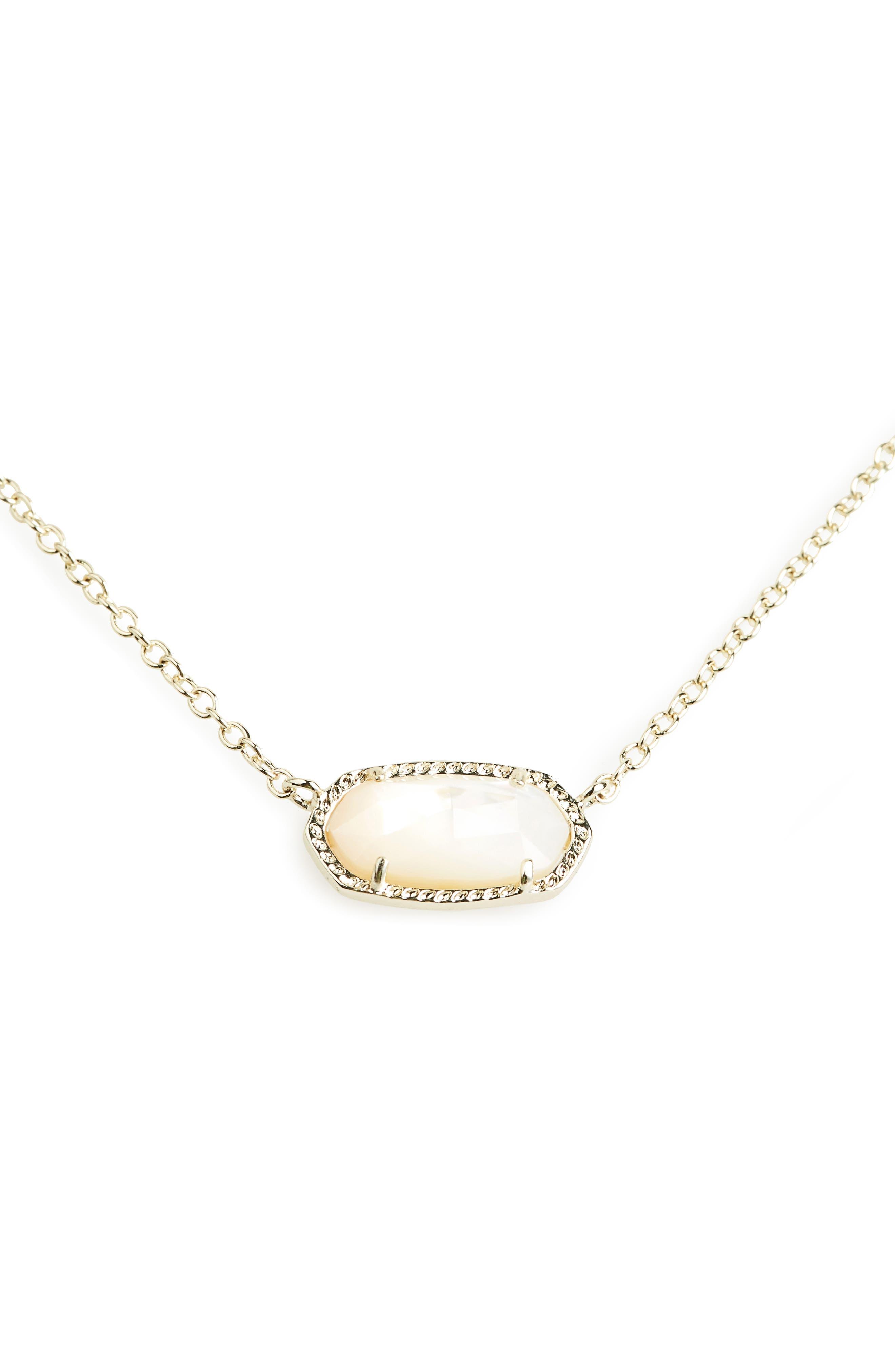 'Elisa' Pendant Necklace,                             Alternate thumbnail 170, color,