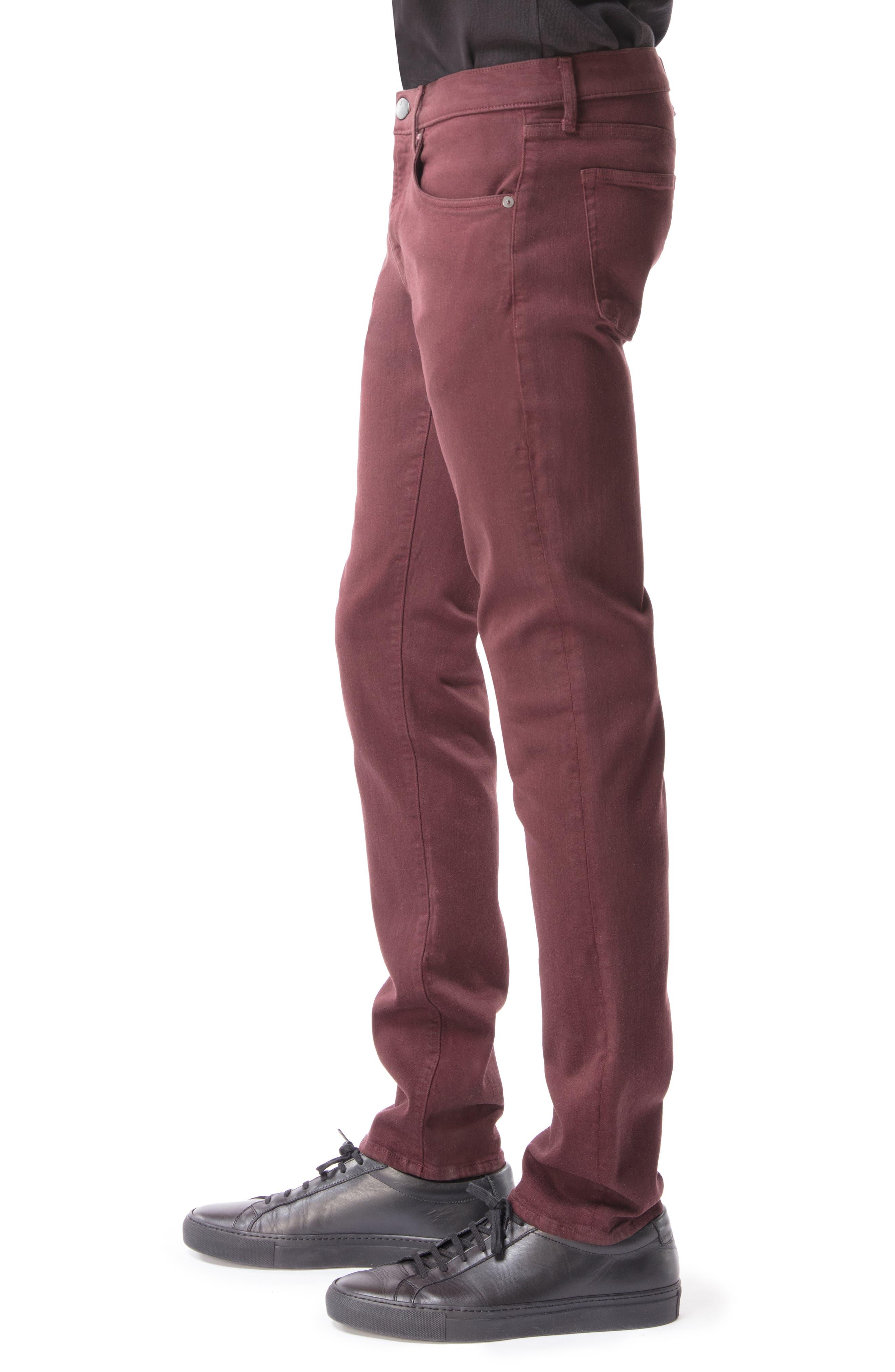 Tyler Slim Fit Jeans,                             Alternate thumbnail 3, color,                             606