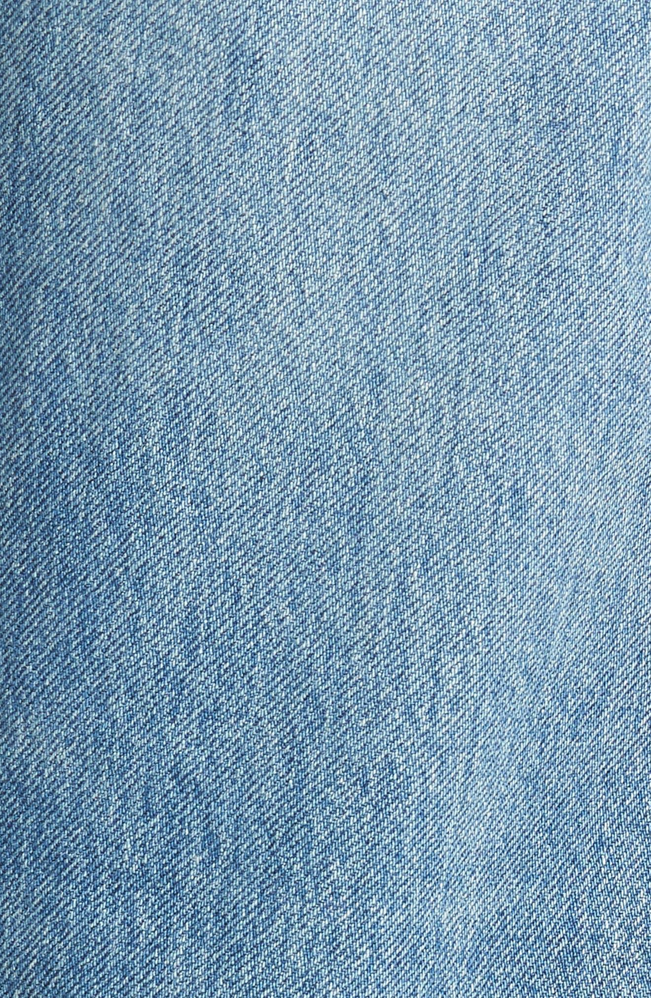 502<sup>™</sup> Slim Fit Jeans,                             Alternate thumbnail 5, color,                             GRANDPAS WARP