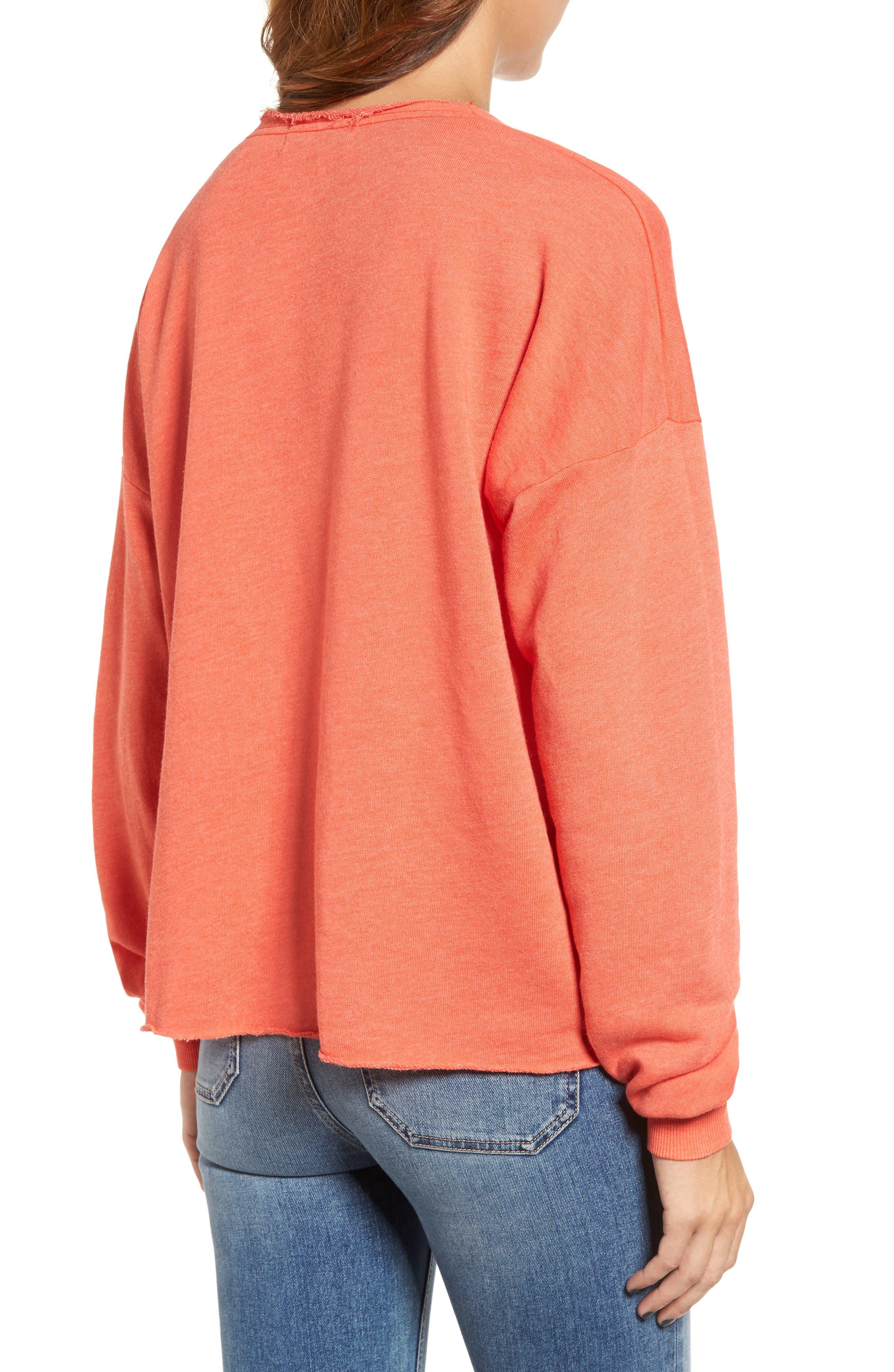 Love 24/7 Sweatshirt,                             Alternate thumbnail 2, color,                             640