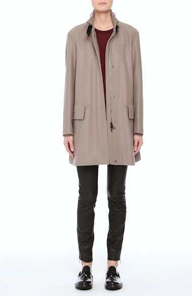Moryah Wool Blend Coat, video thumbnail