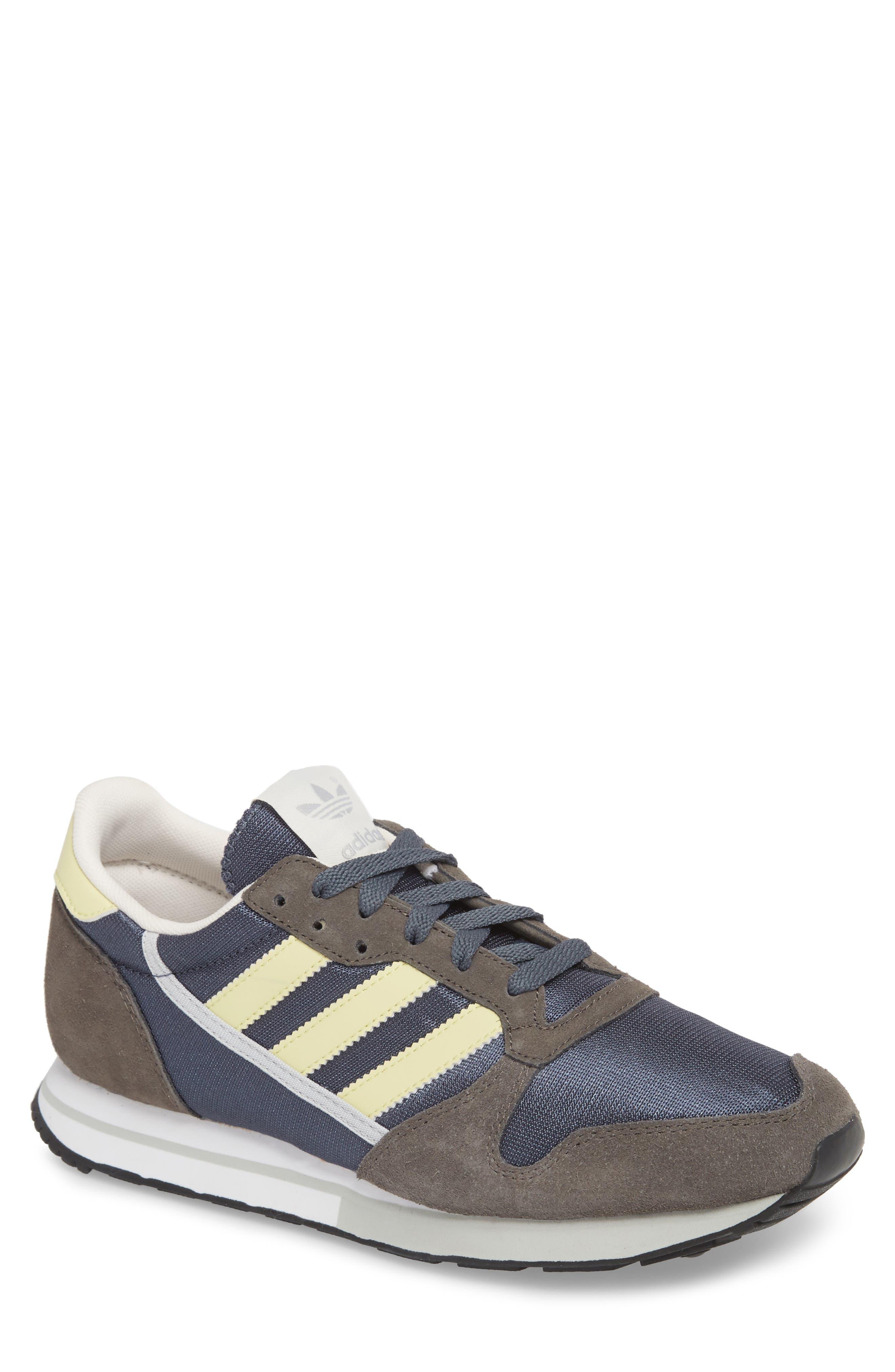 ZX 280 SPZL Sneaker,                             Main thumbnail 1, color,                             WHITE/ GREY/ WHITE