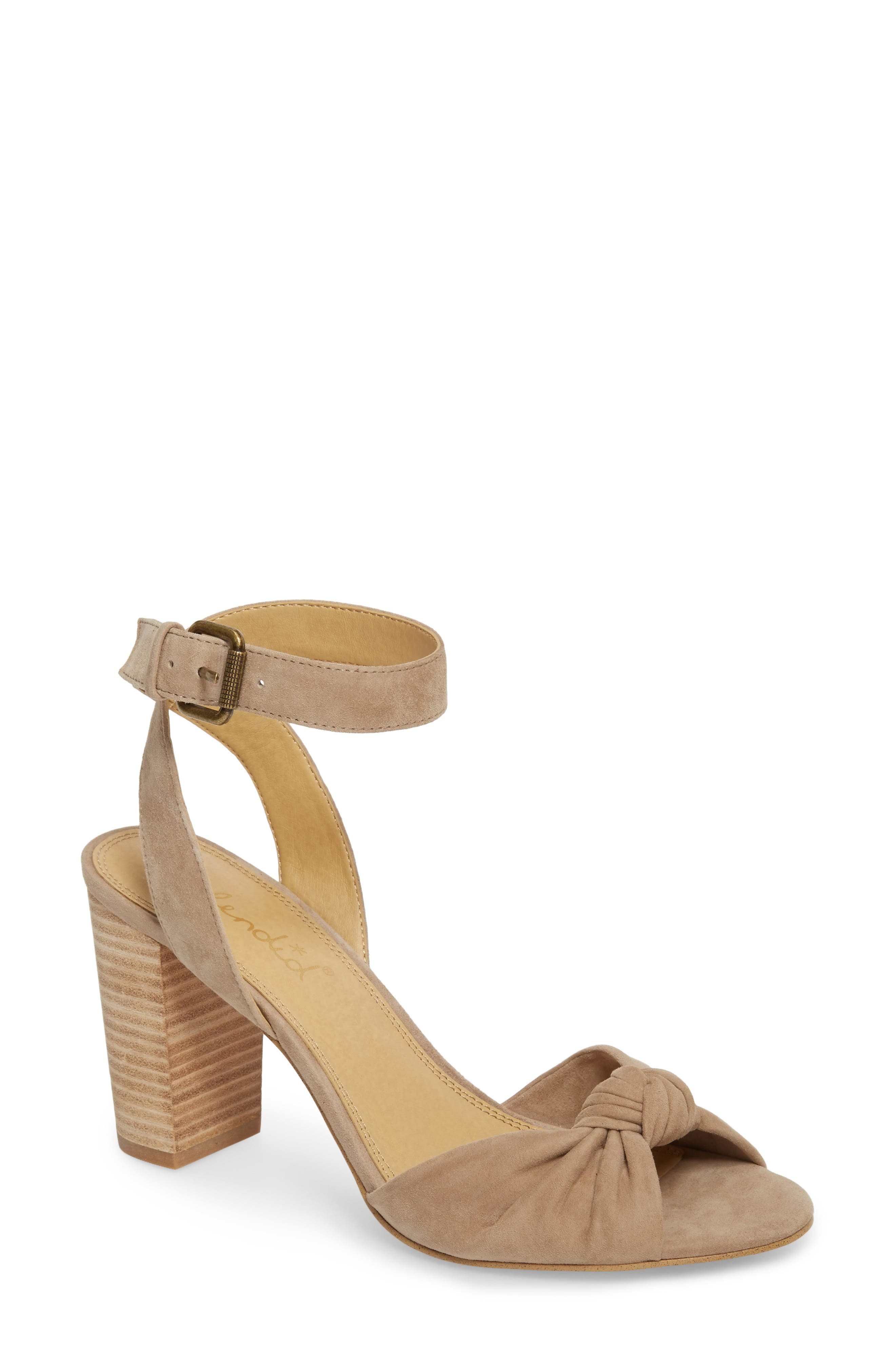 Bea Knotted Sandal,                         Main,                         color, 252