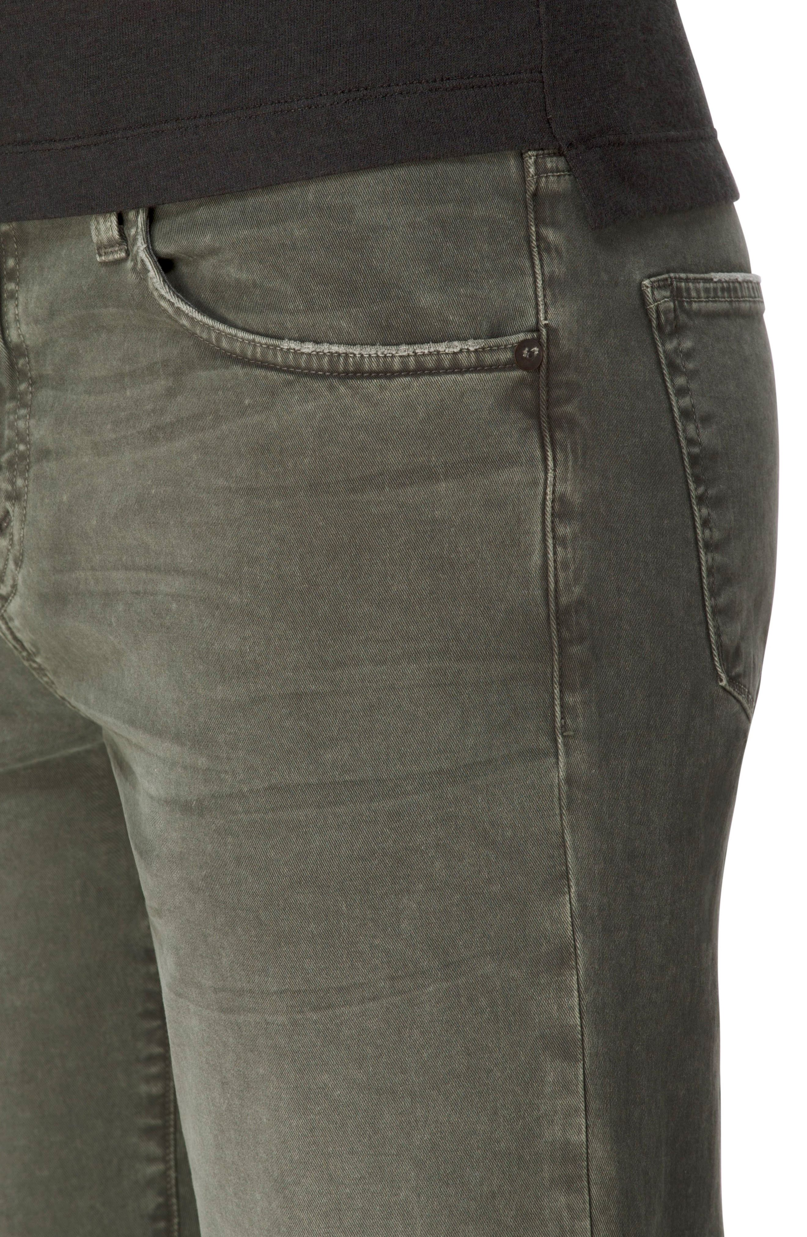 Tyler Slim Fit Jeans,                             Alternate thumbnail 4, color,                             020