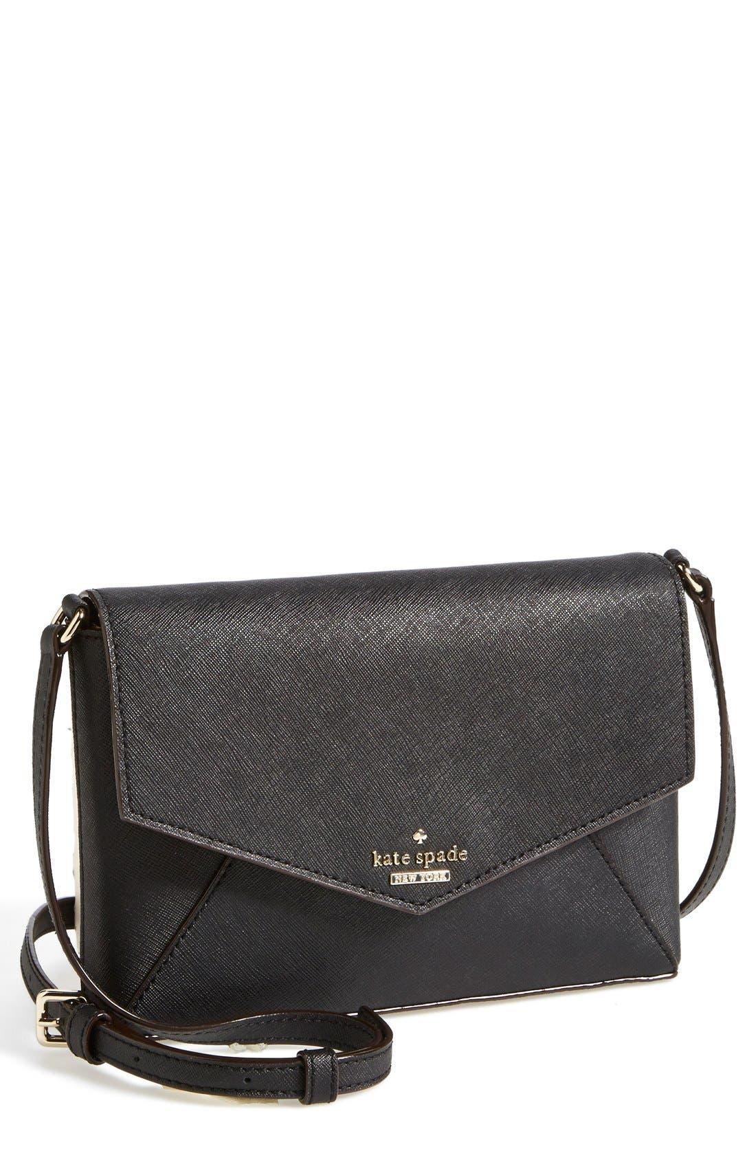 'cedar street - large monday' crossbody bag,                         Main,                         color, 001
