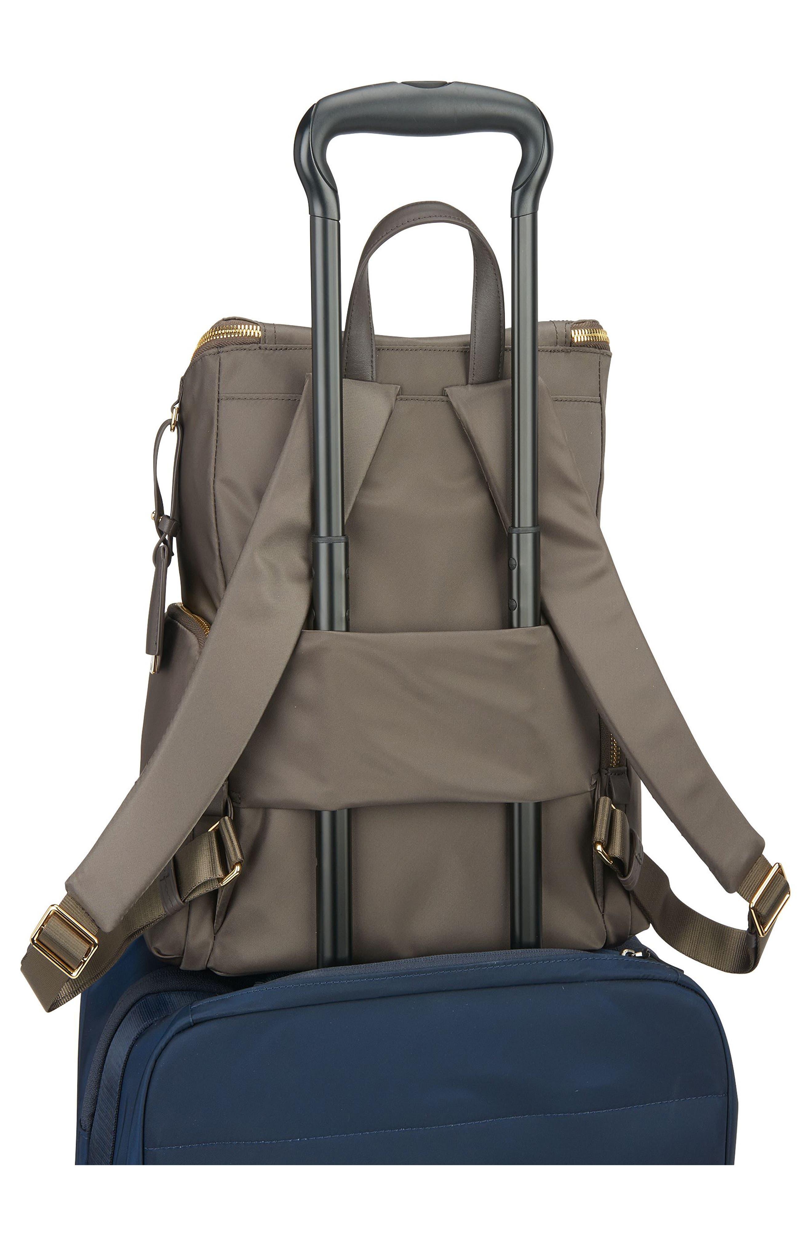 Voyageur Lexa Nylon Backpack,                             Alternate thumbnail 10, color,