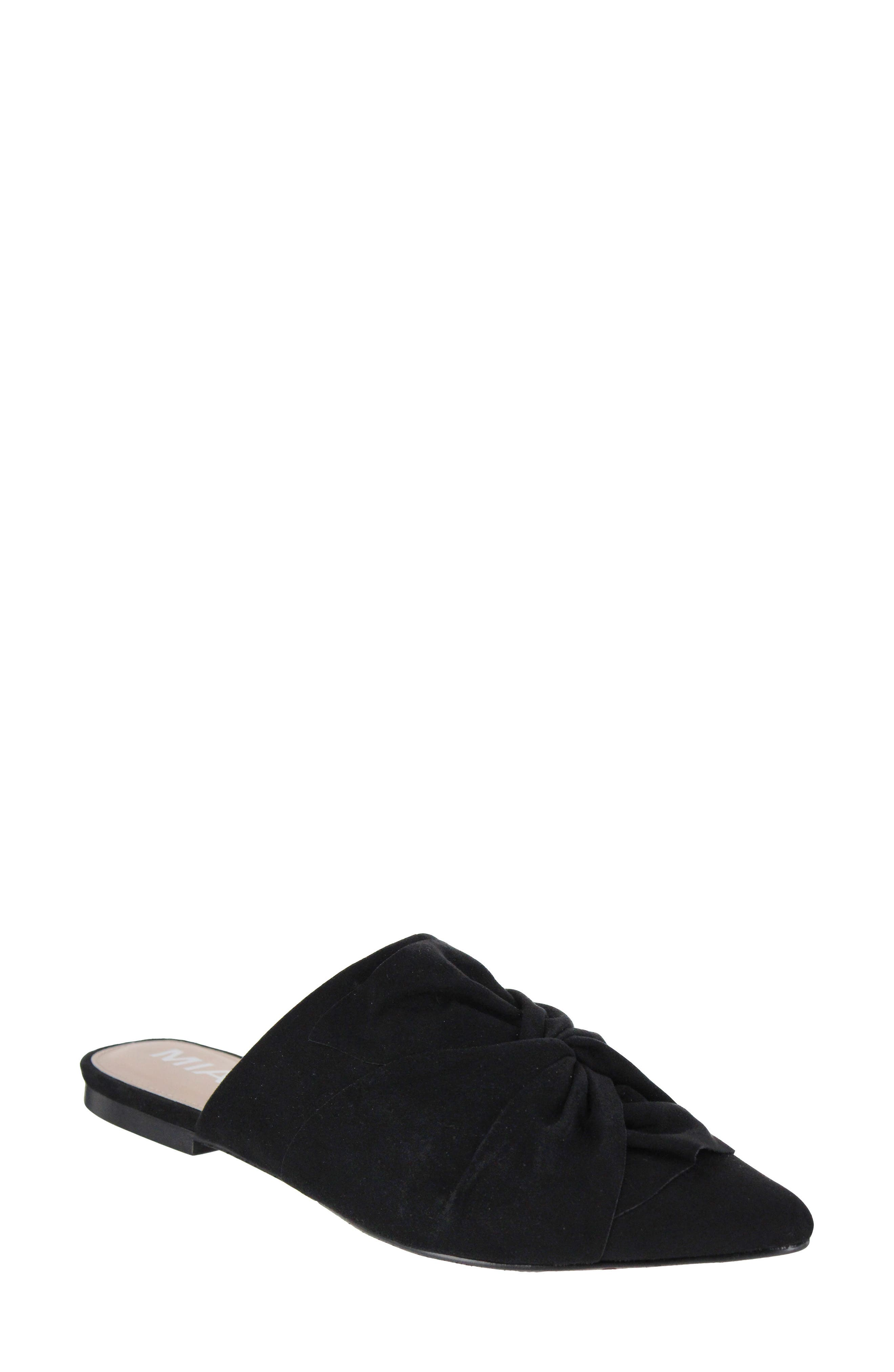 Cabaret Knotted Mule,                         Main,                         color,