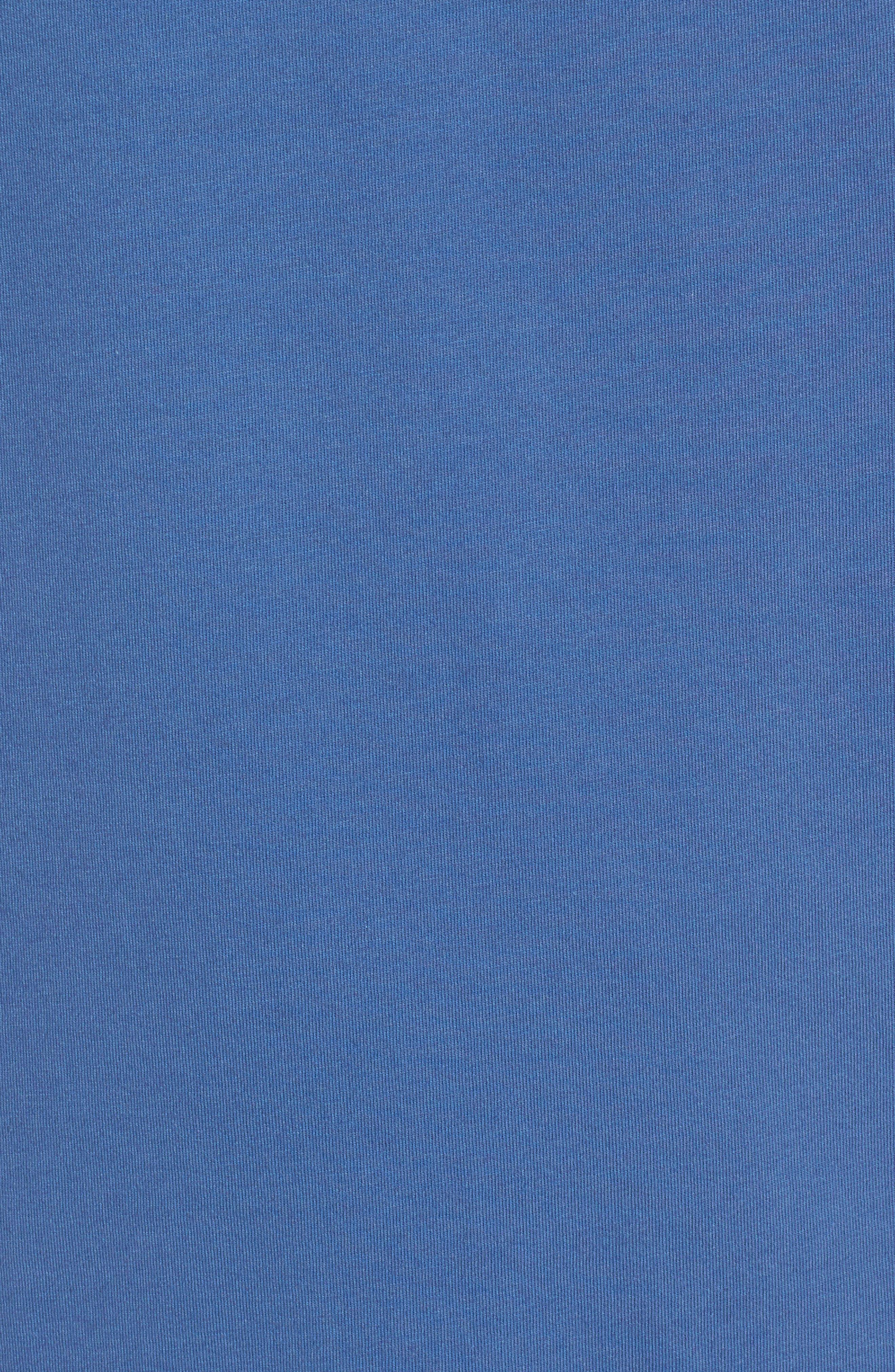 Sailfish Whale Line Graphic T-Shirt,                             Alternate thumbnail 5, color,                             461