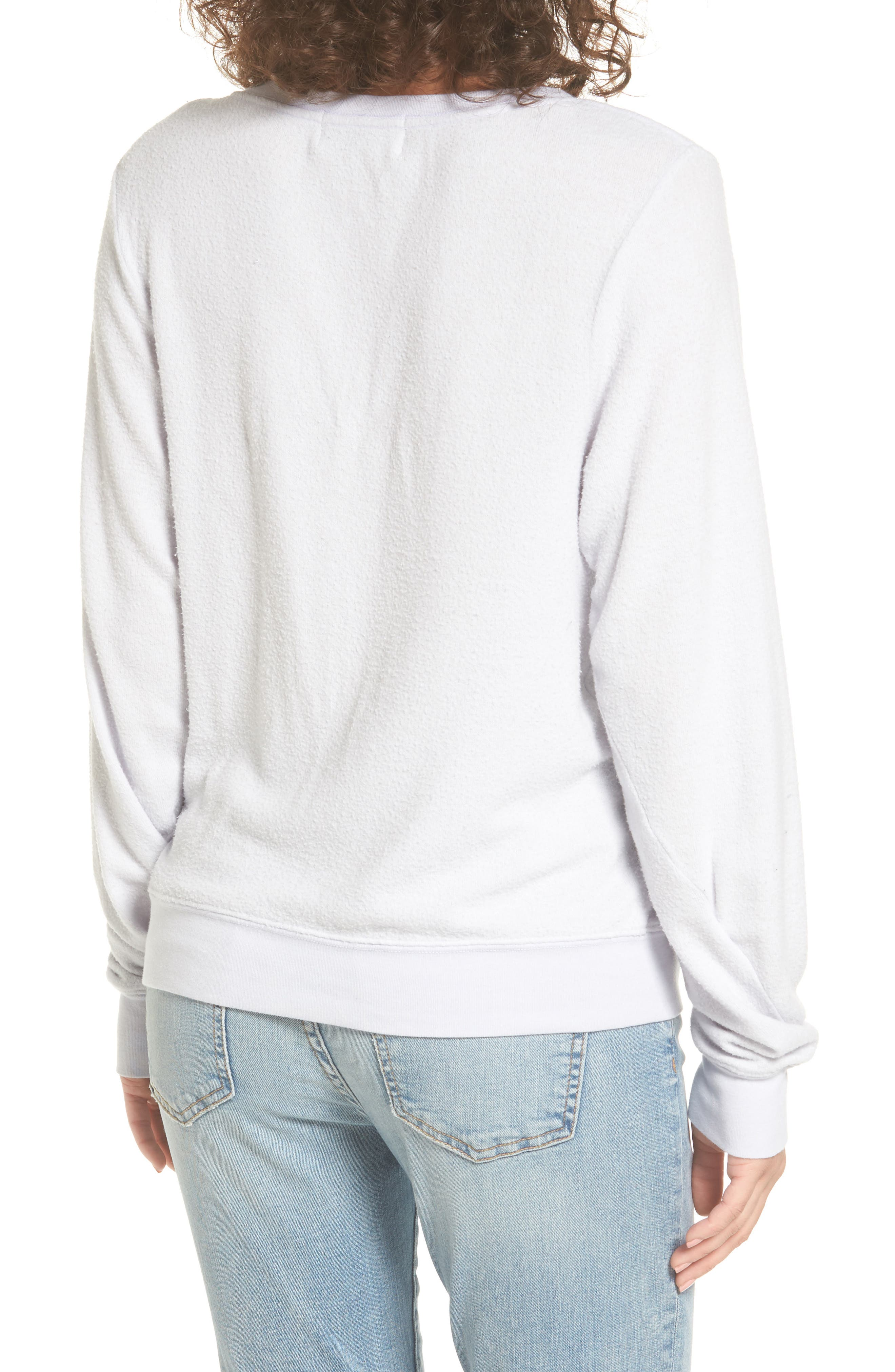 Sunday Sweatshirt,                             Alternate thumbnail 2, color,                             450