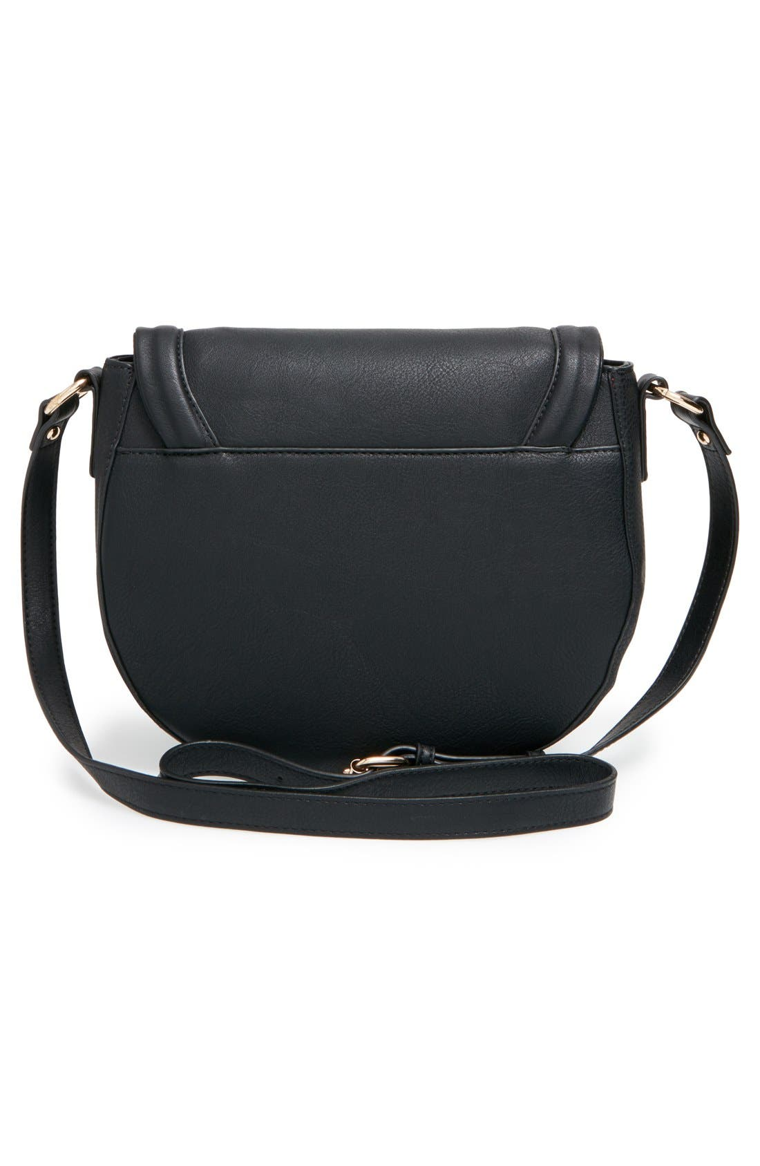 'Thalia' Crossbody Bag,                             Alternate thumbnail 6, color,                             001