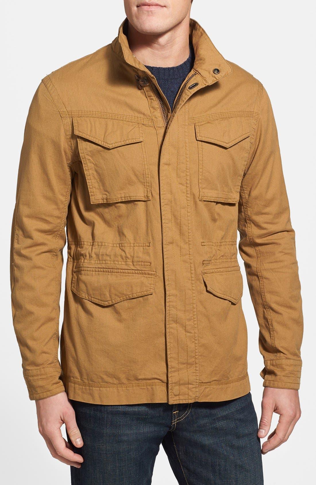 'Abington' Field Jacket, Main, color, 205
