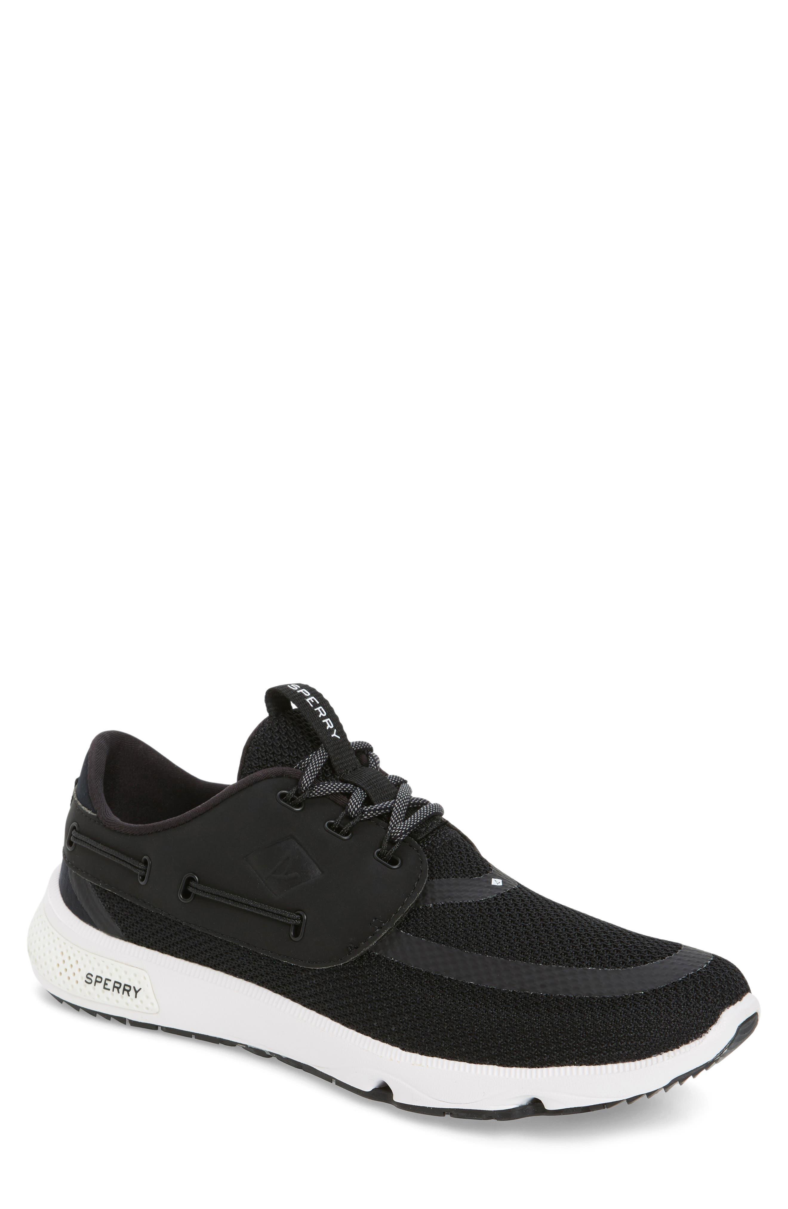 7 Seas Sneaker, Main, color, 001