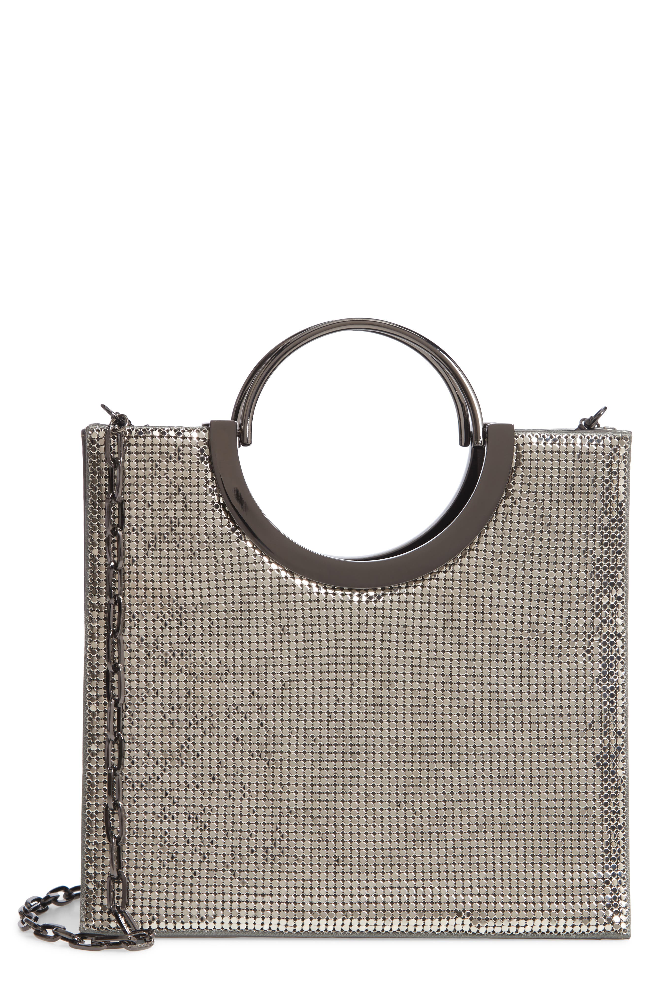 Nolita Tote Bag - Grey in Pewter