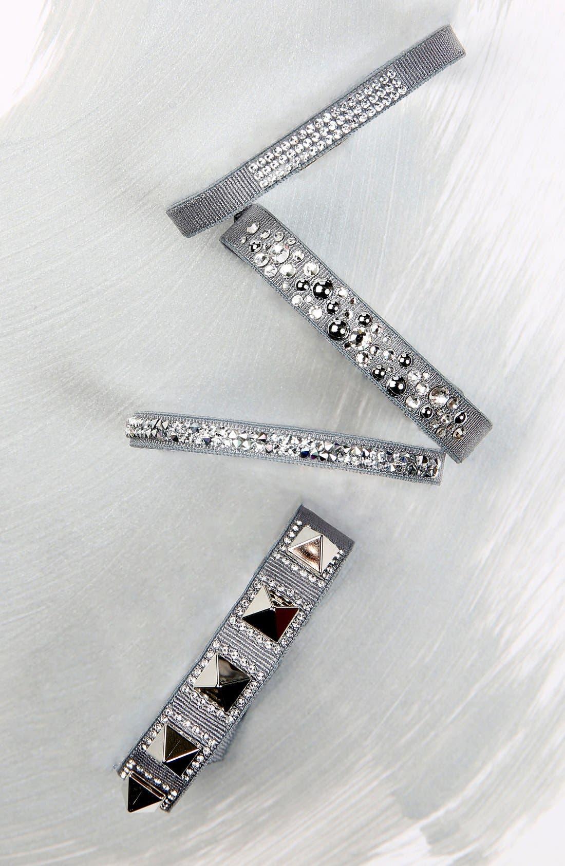 The Paris Bracelet 'Pyramid' Bracelet,                             Alternate thumbnail 3, color,                             001