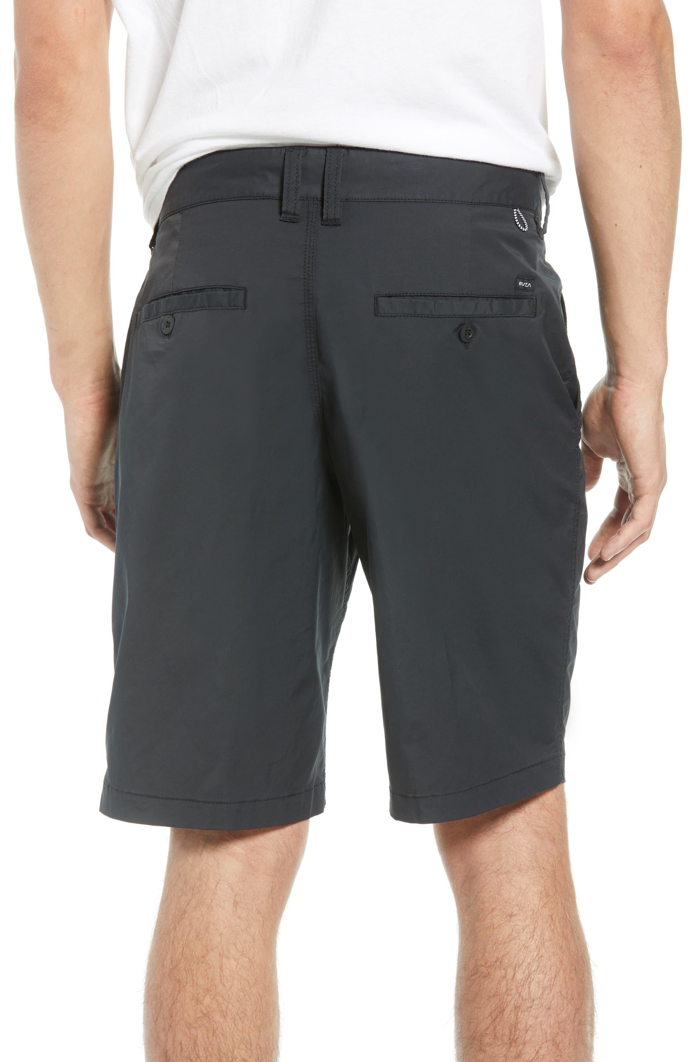 Weekend Hybrid II Shorts,                             Alternate thumbnail 2, color,                             001