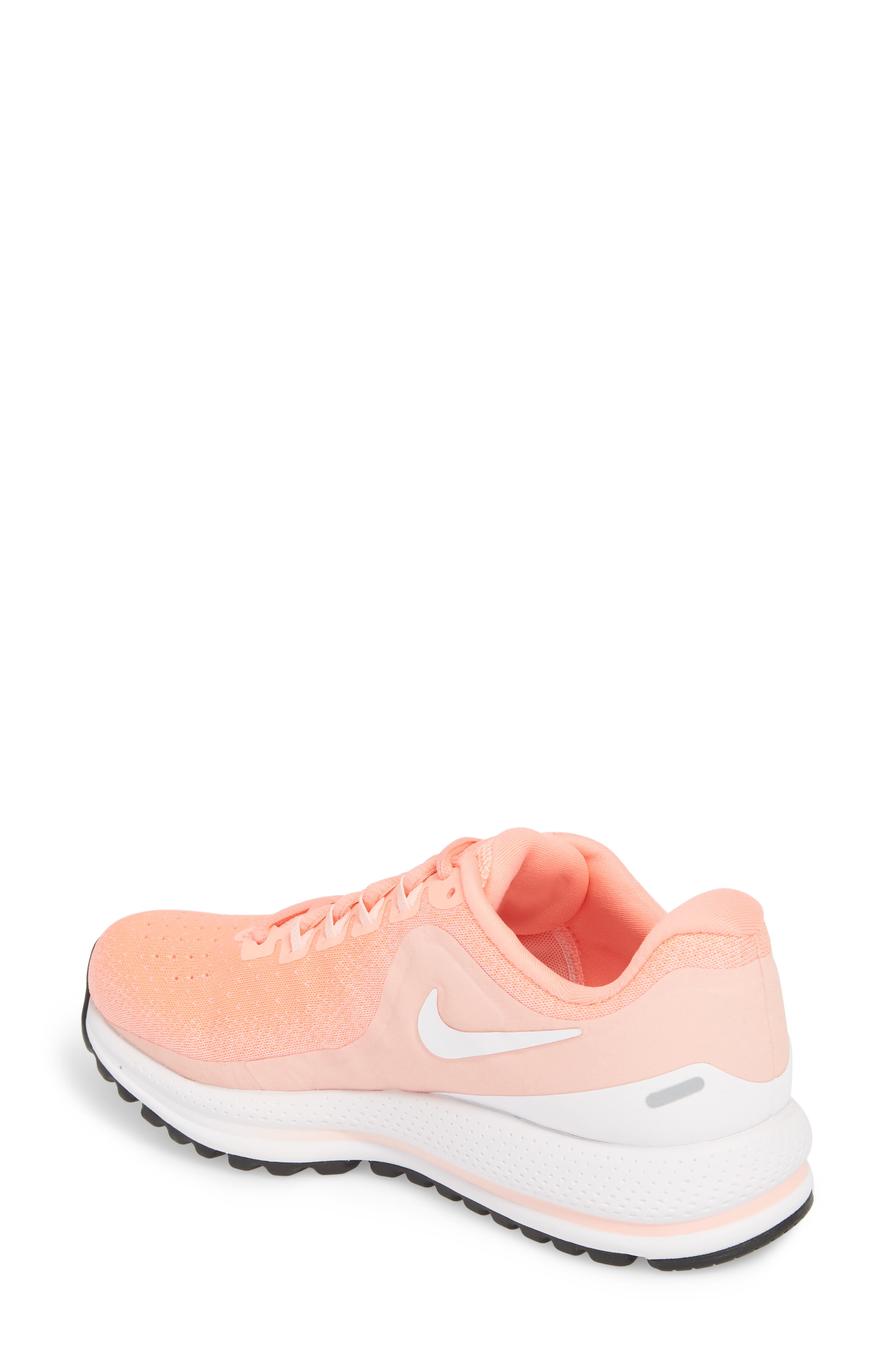 Air Zoom Vomero 13 Running Shoe,                             Alternate thumbnail 2, color,                             LIGHT ATOMIC PINK/ WHITE