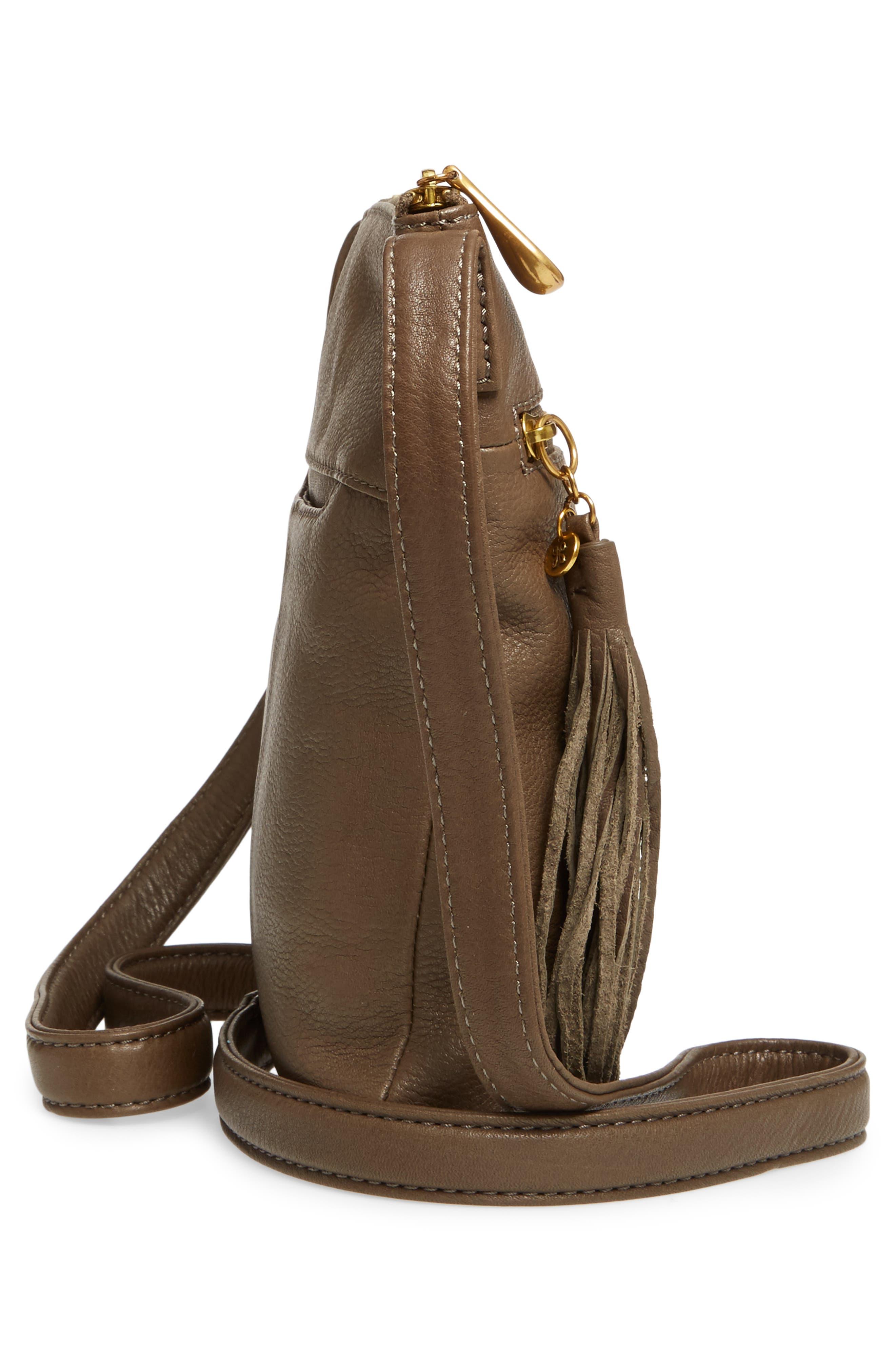 'Sarah' Leather Crossbody Bag,                             Alternate thumbnail 25, color,