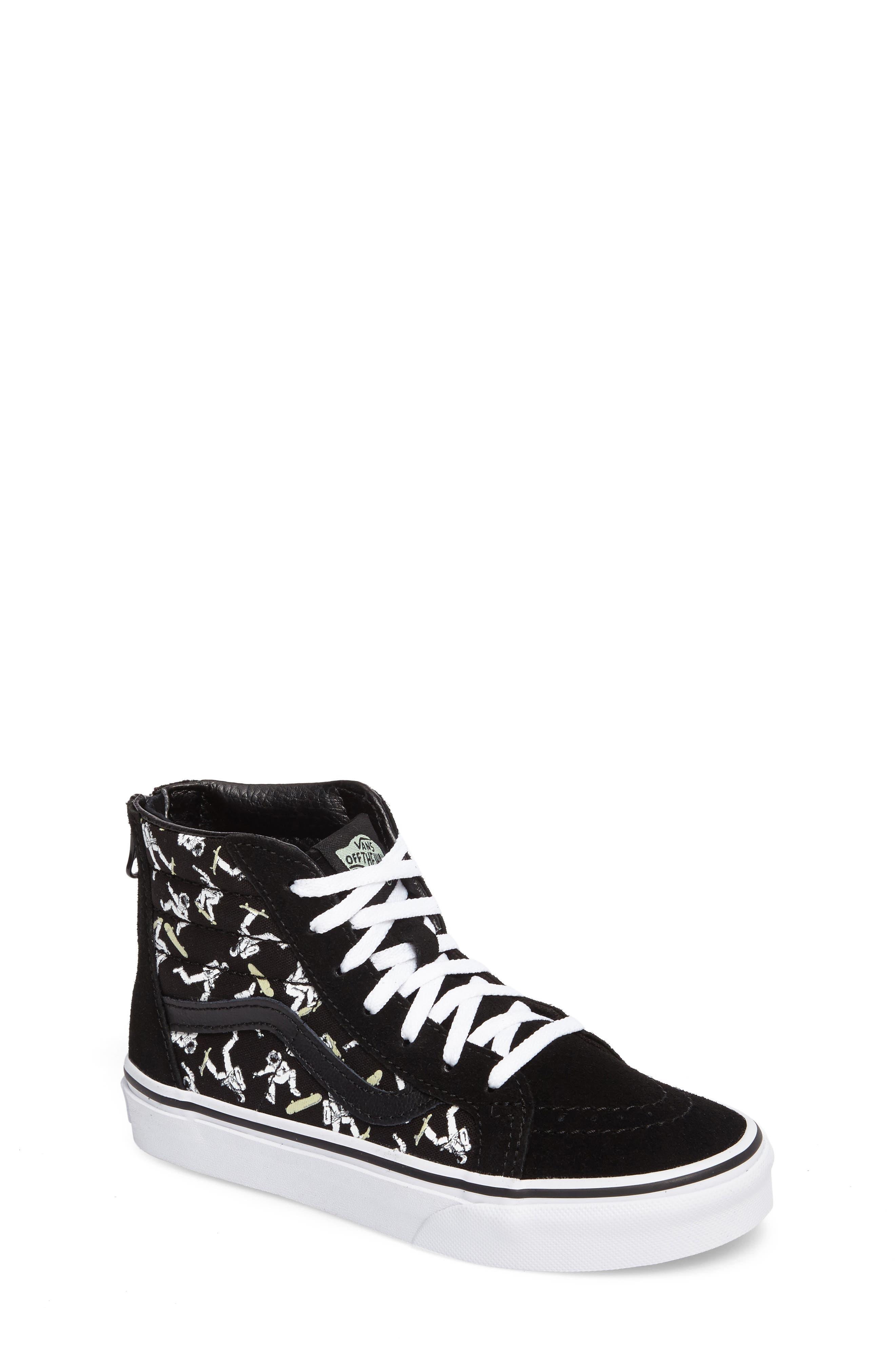 SK8-Hi Zip Astronaut Sneaker,                         Main,                         color,