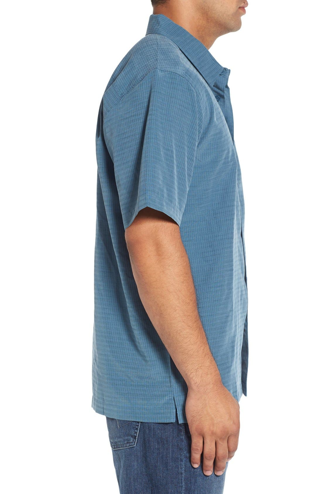 'Centinela 4' Short Sleeve Sport Shirt,                             Alternate thumbnail 77, color,