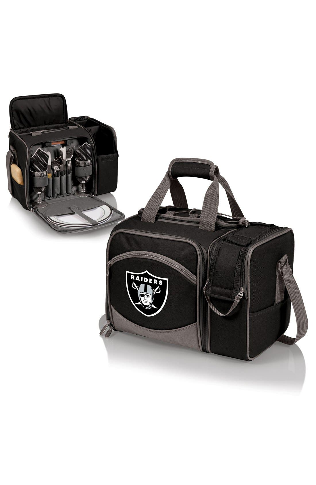 'Pranzo' NFL Insulated Lunch Box,                             Alternate thumbnail 4, color,                             017