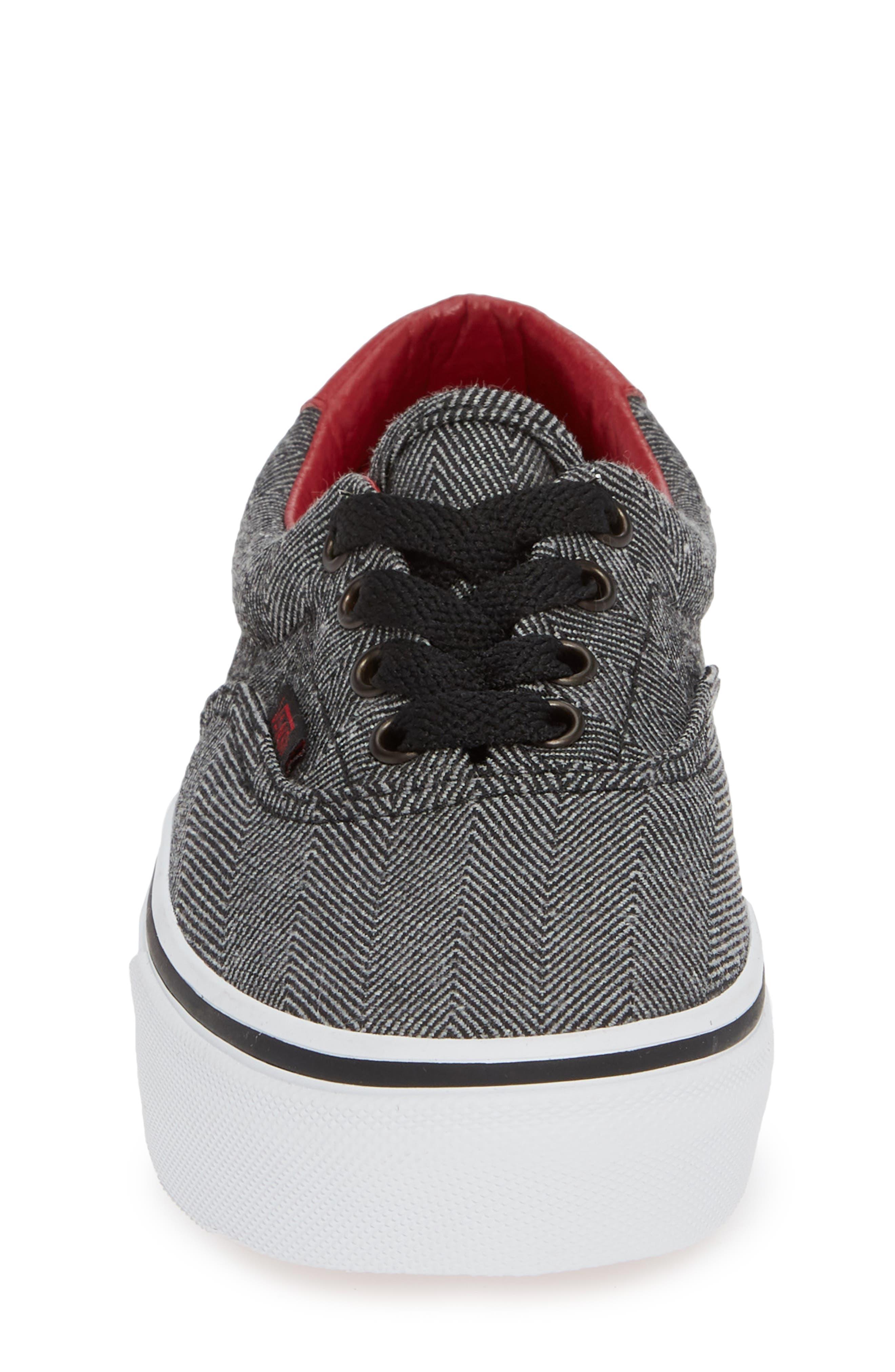 Era 59 Bleacher Sneaker,                             Alternate thumbnail 4, color,                             002