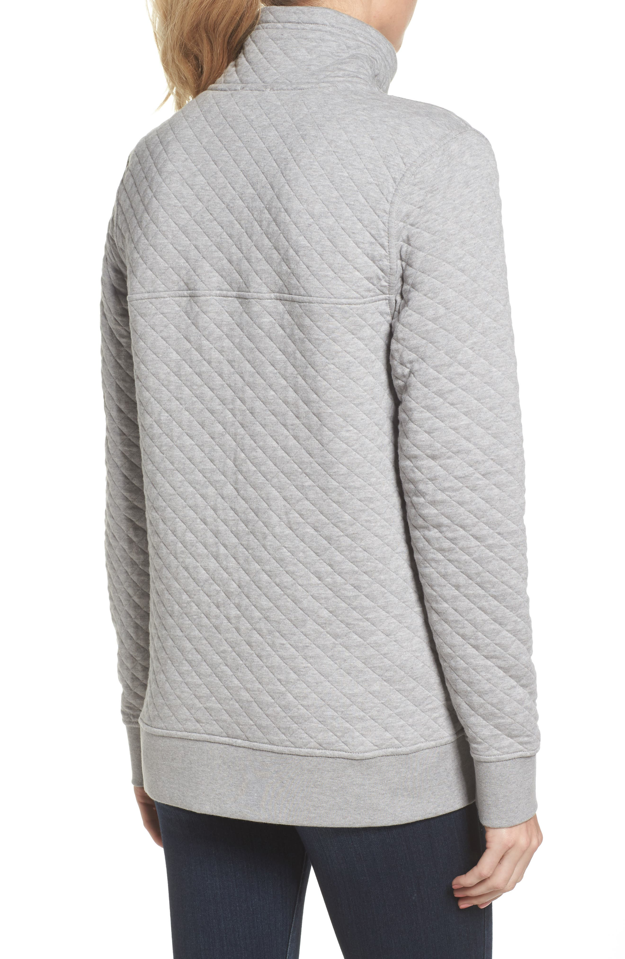 PATAGONIA,                             Snap-T<sup>®</sup> Quilted Pullover,                             Alternate thumbnail 2, color,                             023
