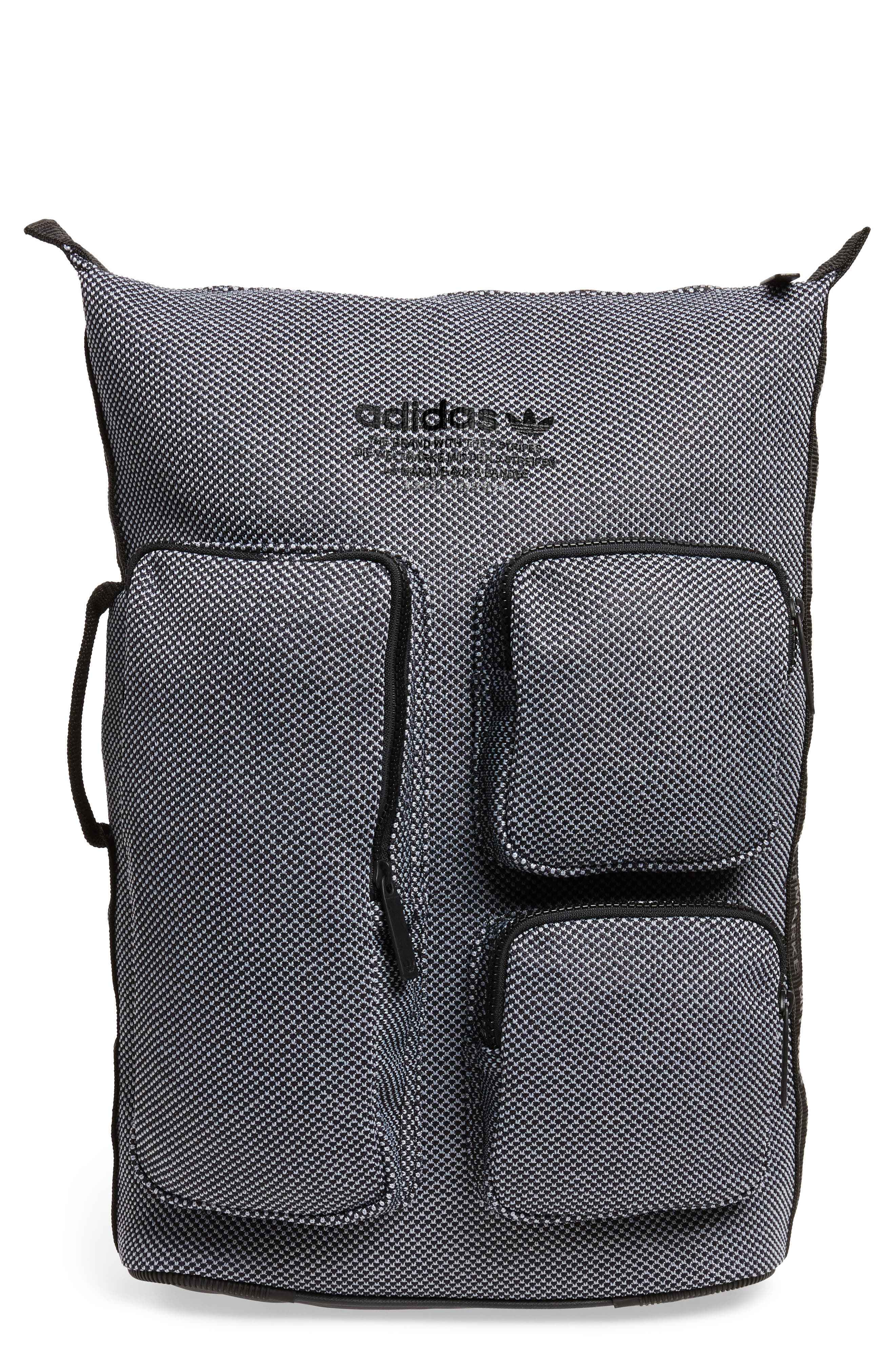 NMD Day Backpack,                         Main,                         color, 001