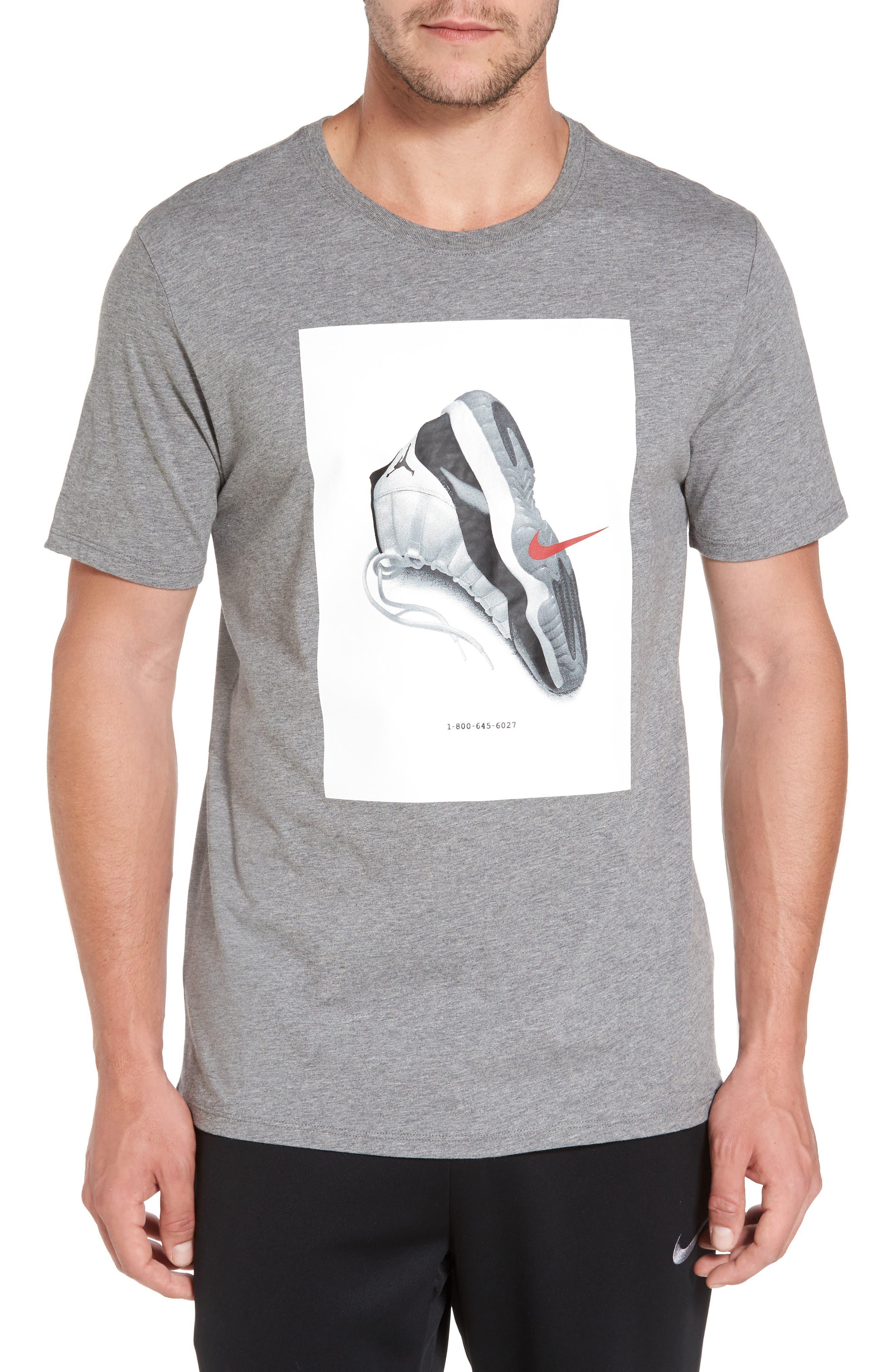 Sportswear AJ11 CNXN Graphic T-Shirt,                             Main thumbnail 2, color,