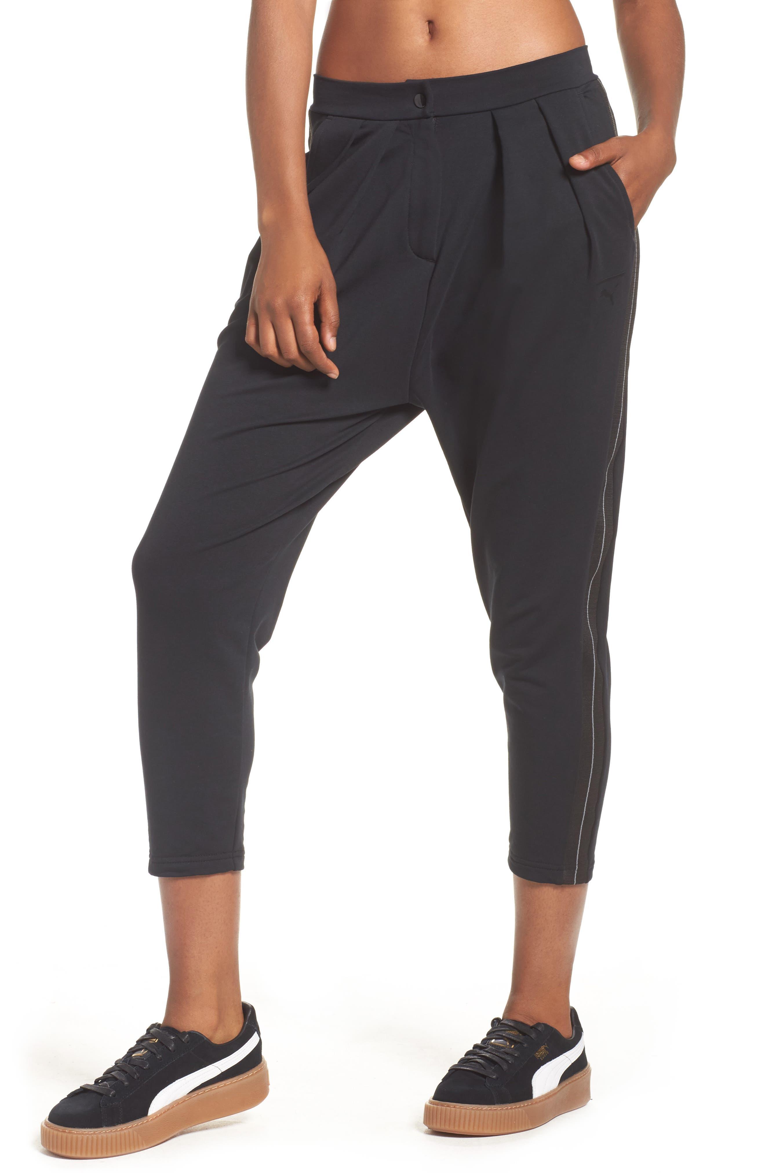 Trouser Sweatpants,                             Main thumbnail 1, color,                             001
