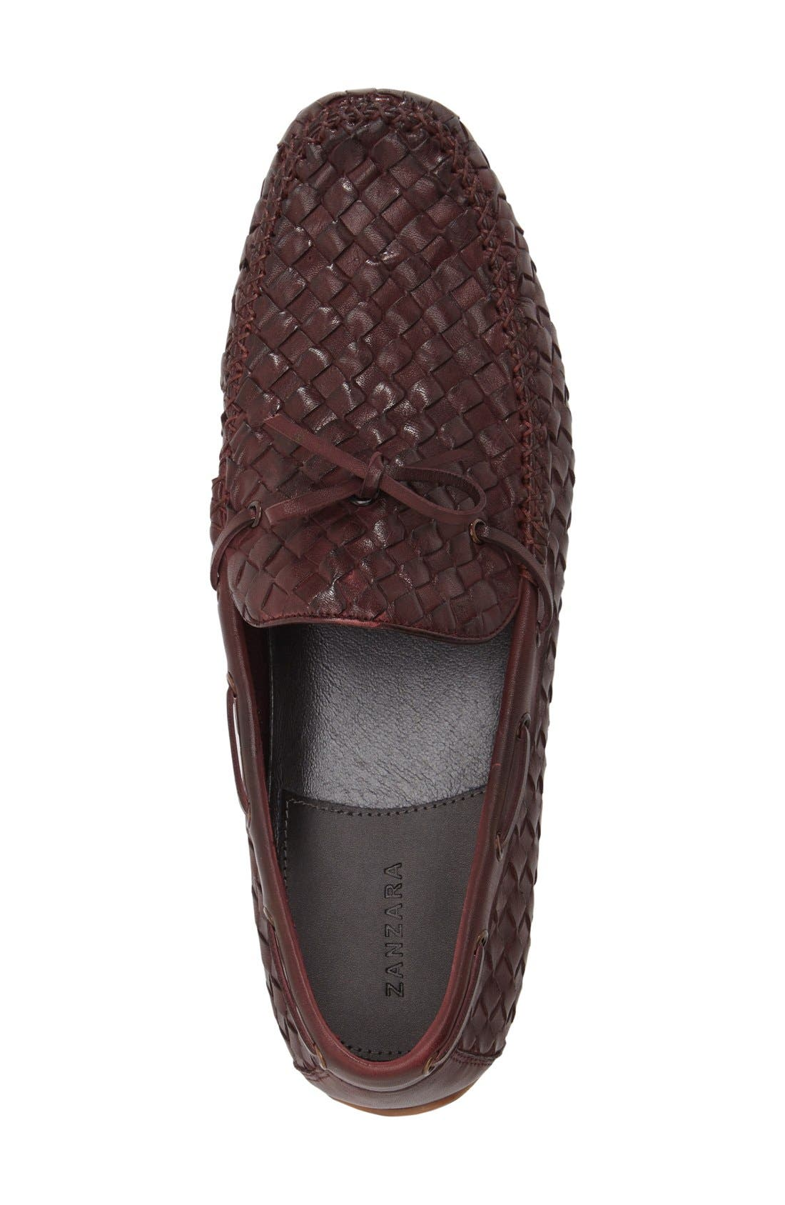 Leather Loafer,                             Alternate thumbnail 27, color,