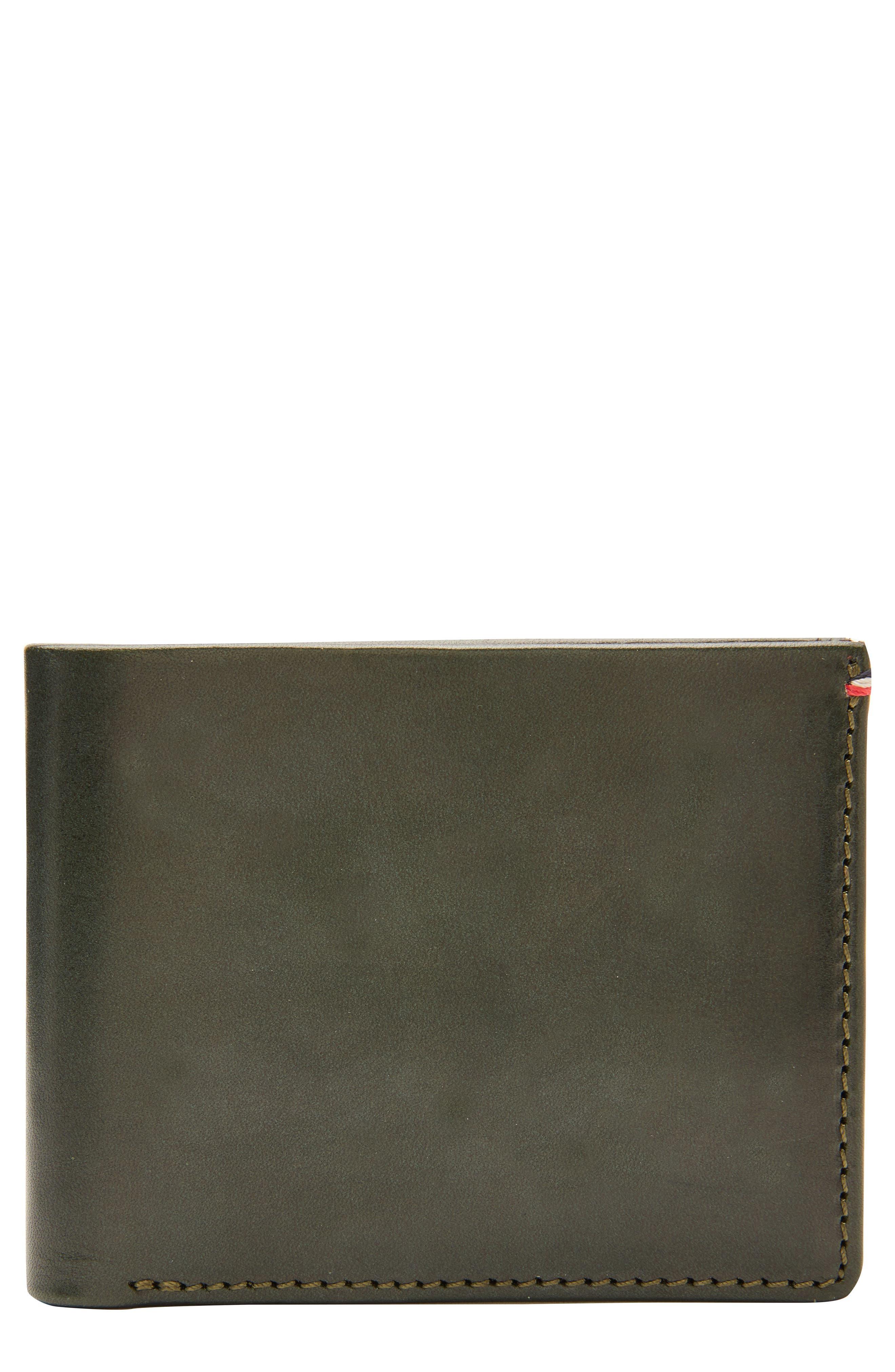 Core Leather Wallet,                         Main,                         color,