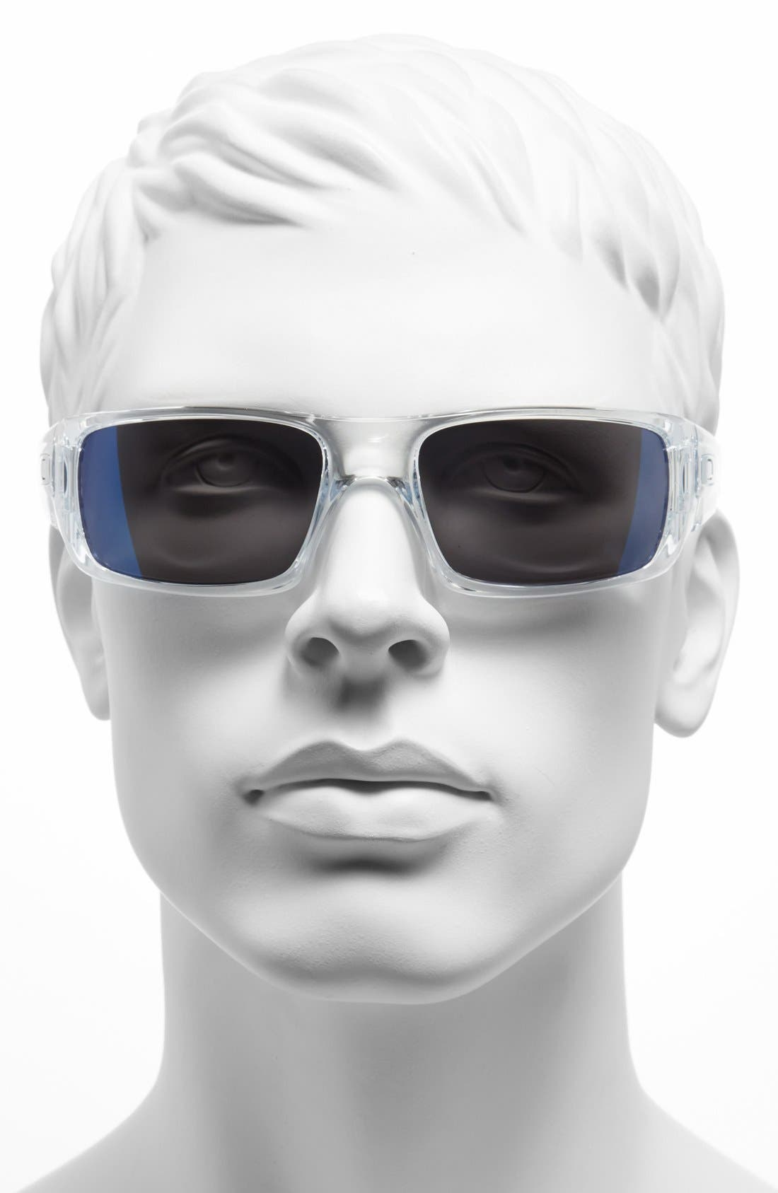 'Crankshaft' 60mm Sunglasses,                             Alternate thumbnail 5, color,