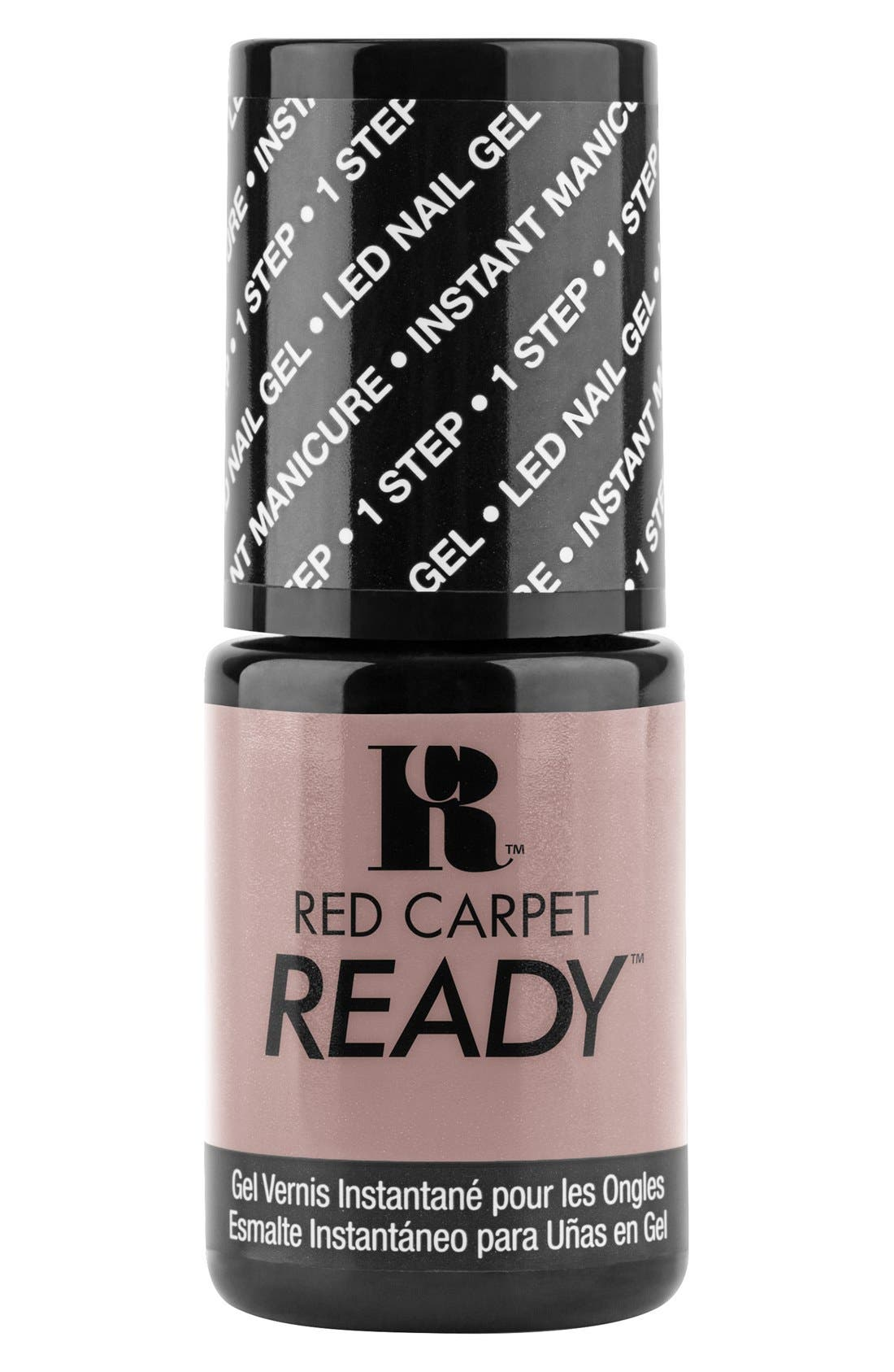 'Red Carpet Ready' LED Nail Gel Polish,                             Main thumbnail 5, color,