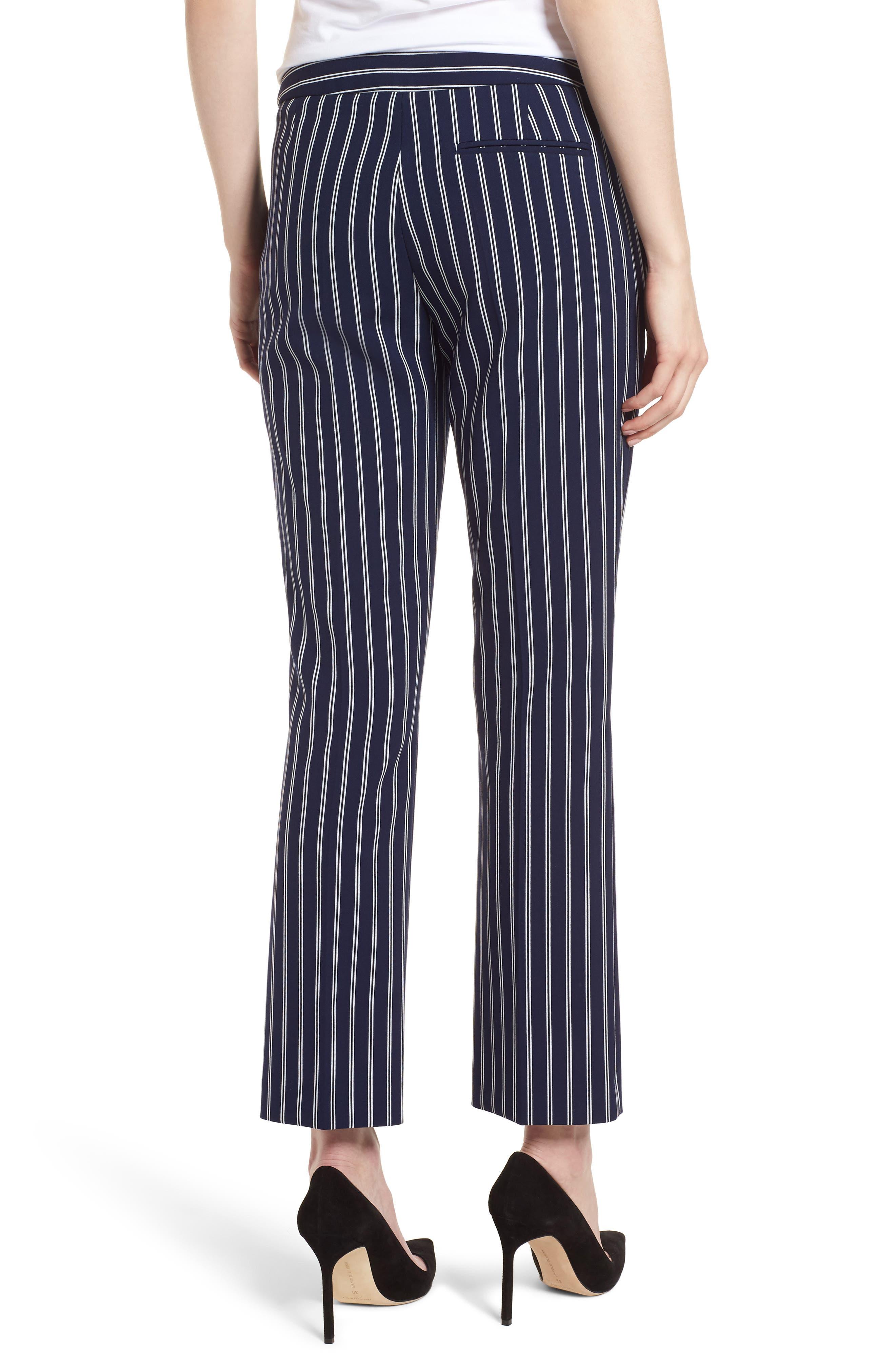 Tebella Stripe Pants,                             Alternate thumbnail 2, color,