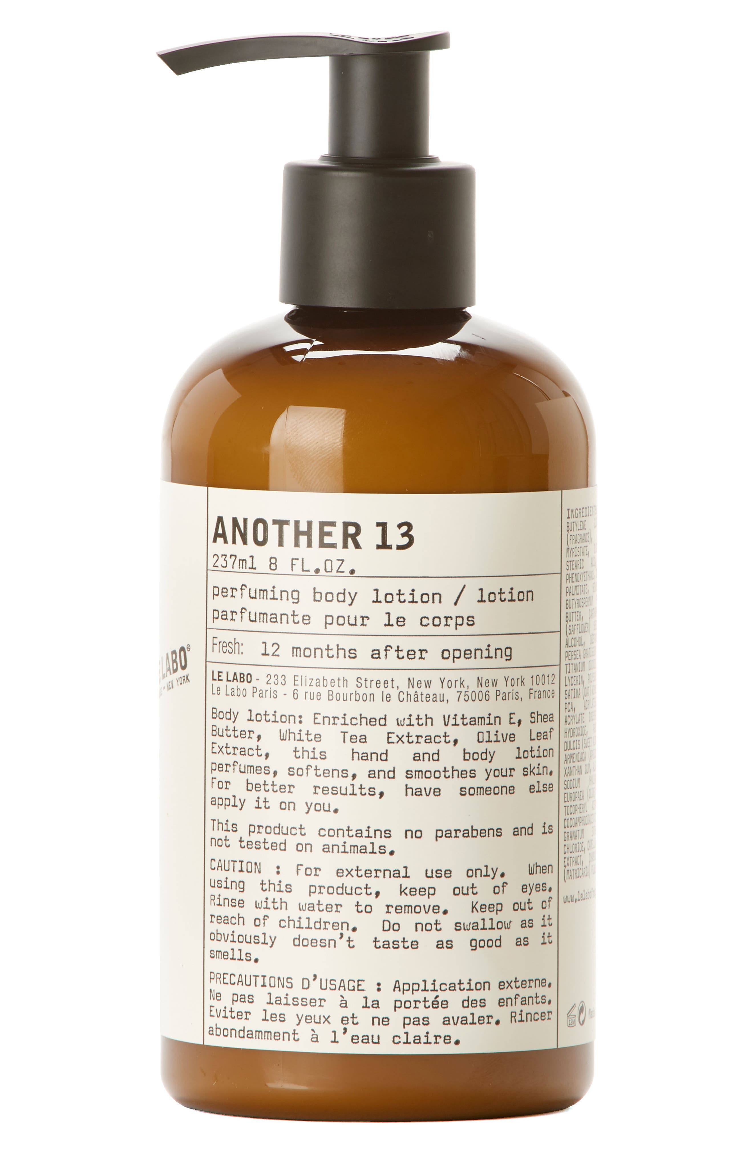 AnOther 13 Body Lotion,                             Main thumbnail 1, color,                             NO COLOR