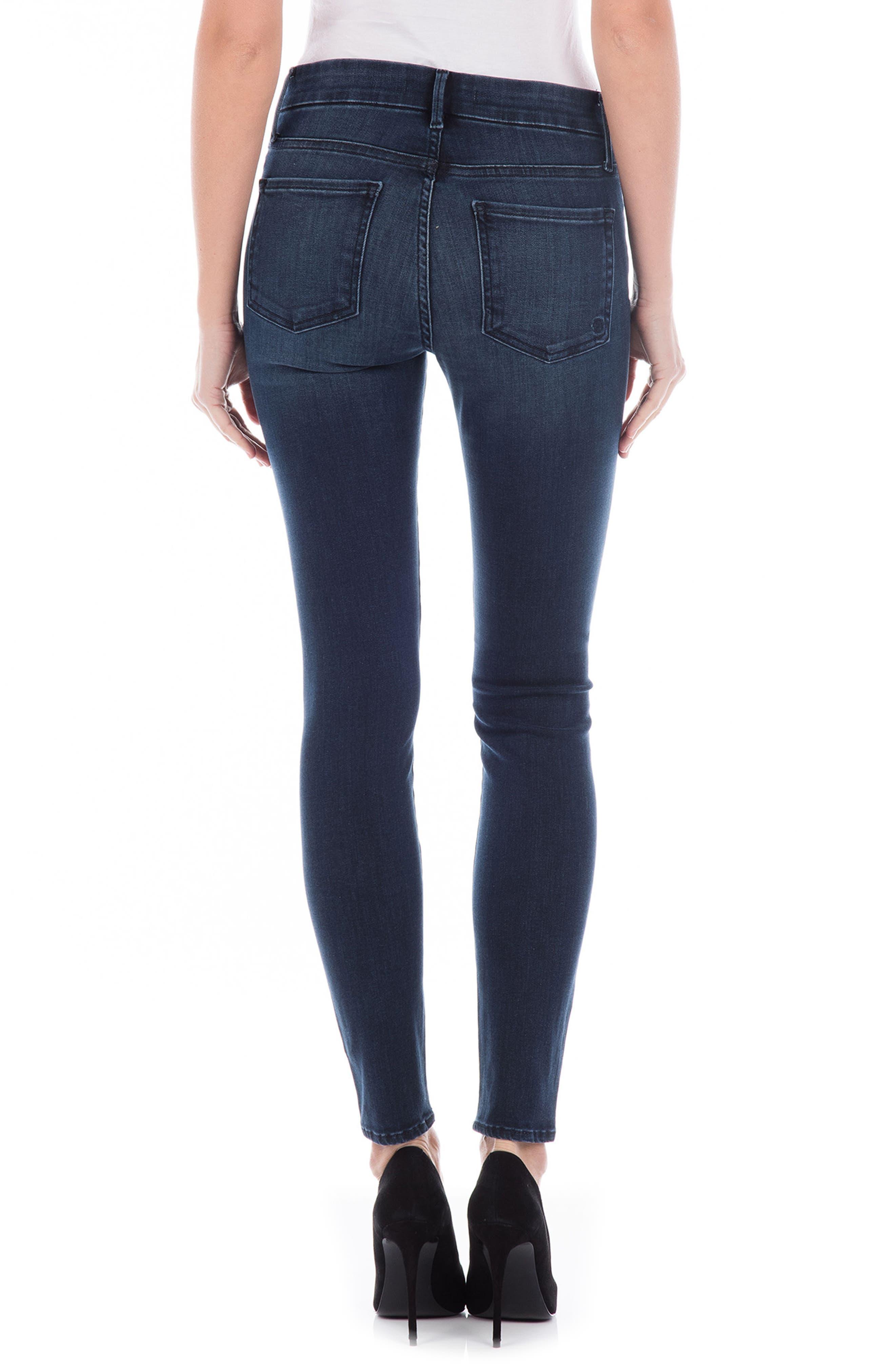 Sola Skinny Jeans,                             Alternate thumbnail 2, color,                             400
