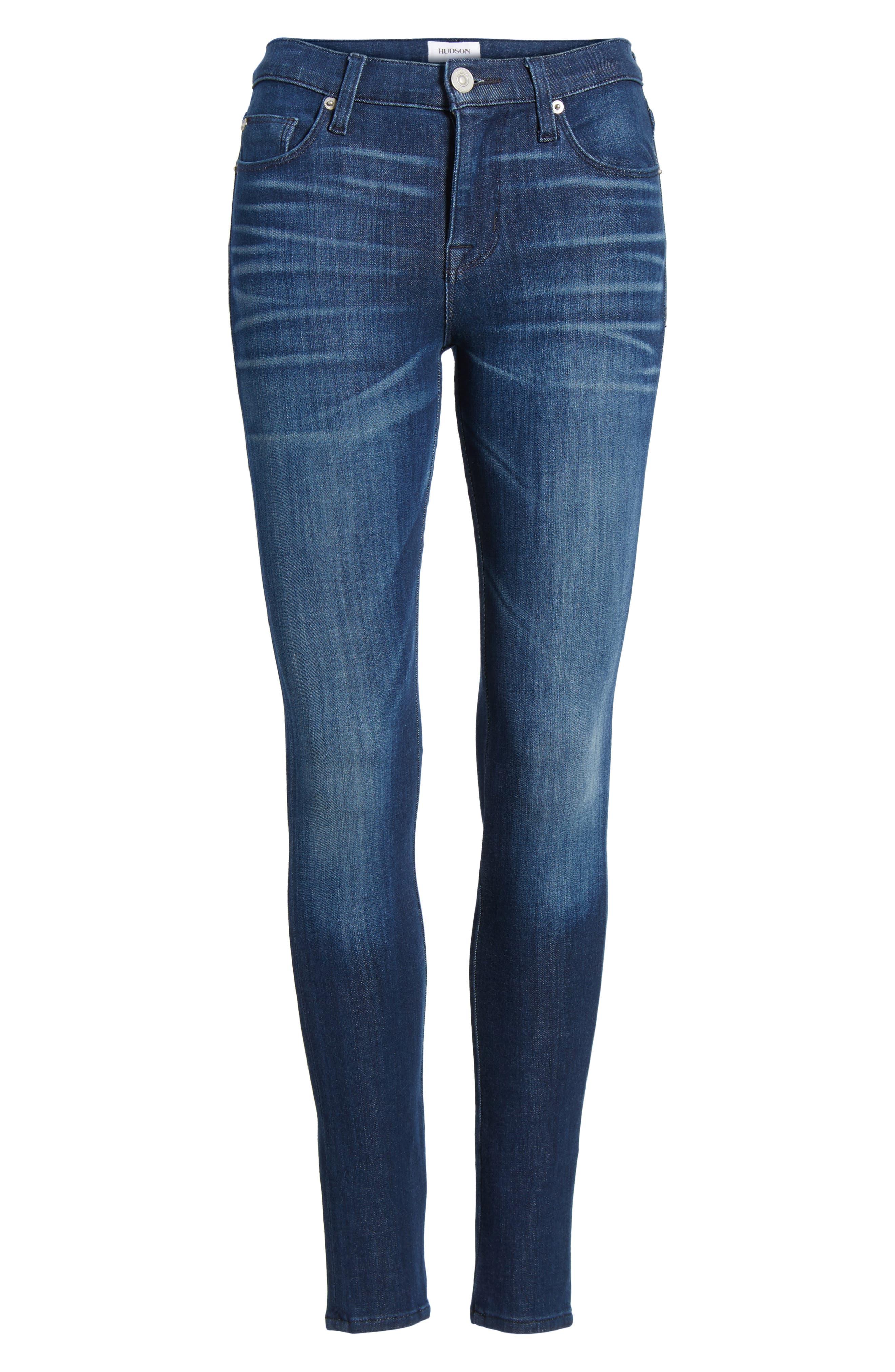 Nico Super Skinny Jeans,                             Alternate thumbnail 16, color,