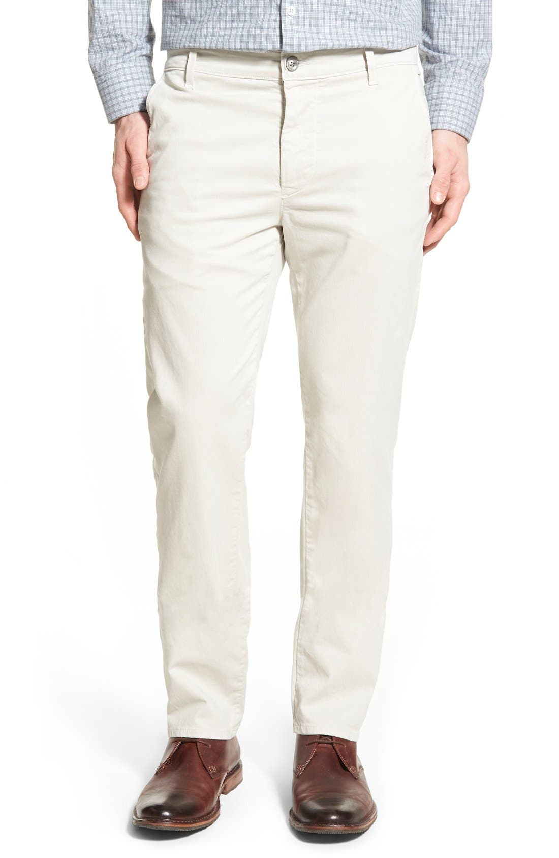'The Lux' Tailored Straight Leg Chinos,                             Main thumbnail 12, color,